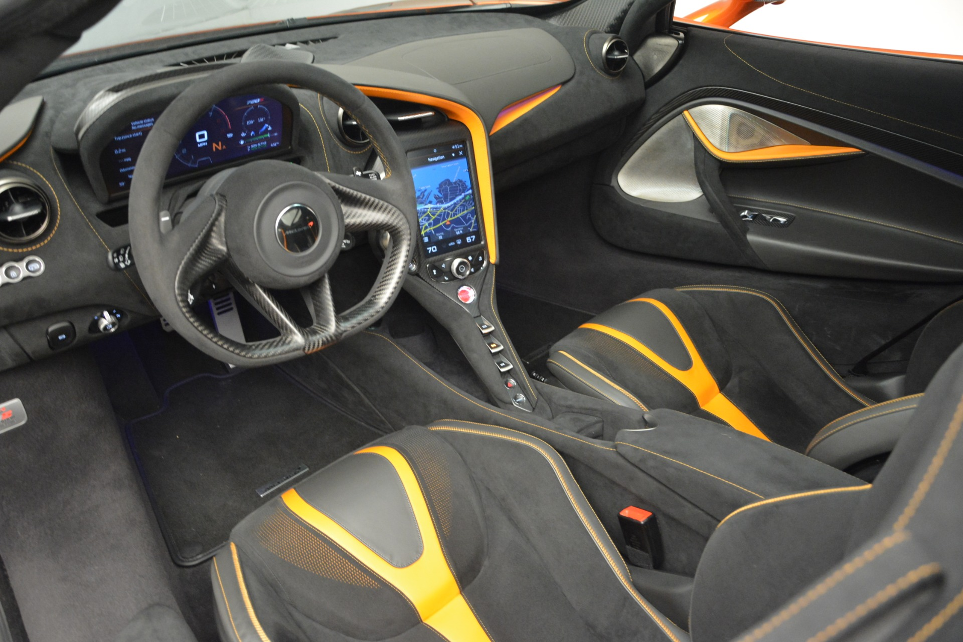 Used 2018 McLaren 720S Coupe For Sale In Greenwich, CT. Alfa Romeo of Greenwich, 3151 2870_p17