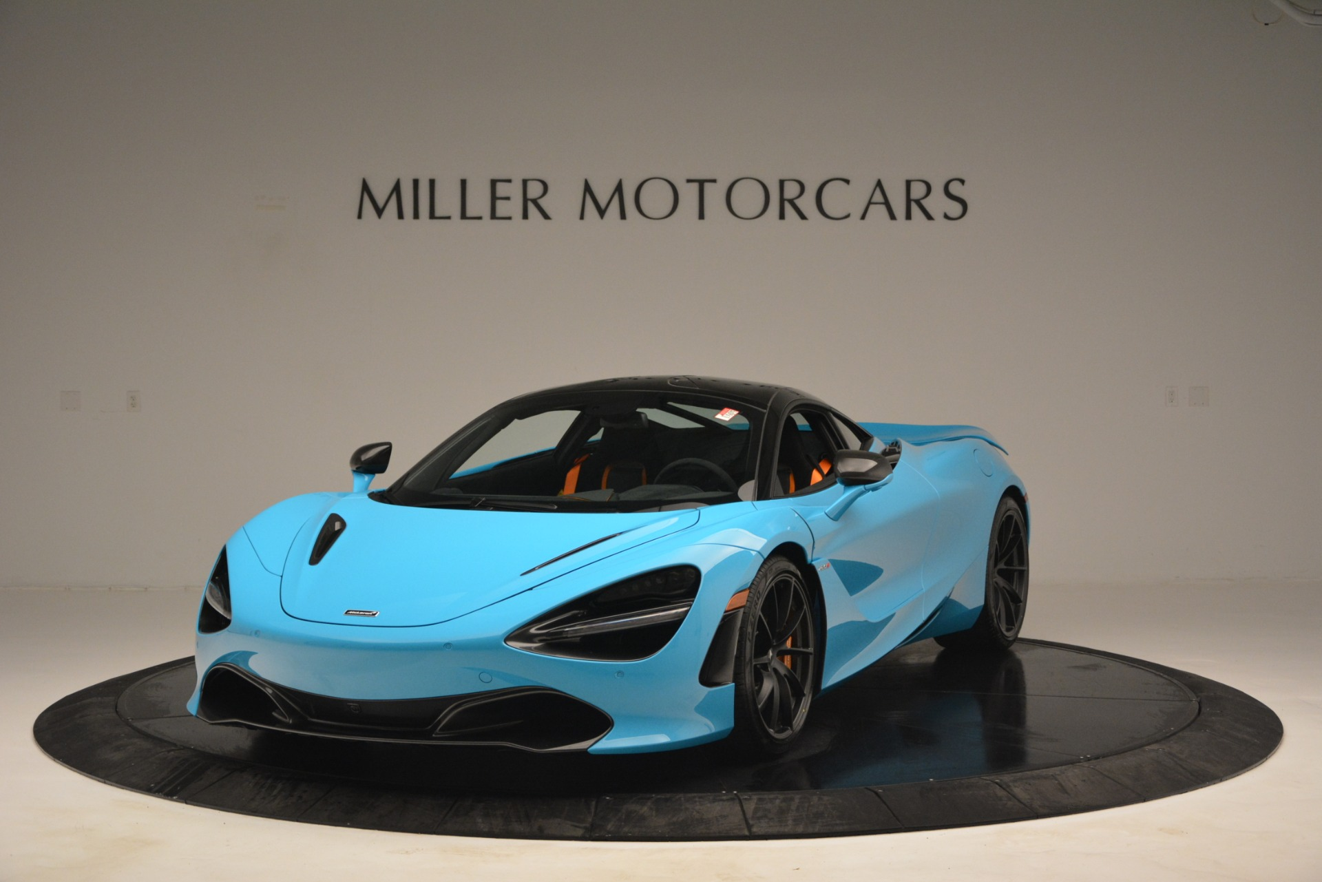 New 2019 McLaren 720S Coupe For Sale In Greenwich, CT. Alfa Romeo of Greenwich, MC401 2871_main