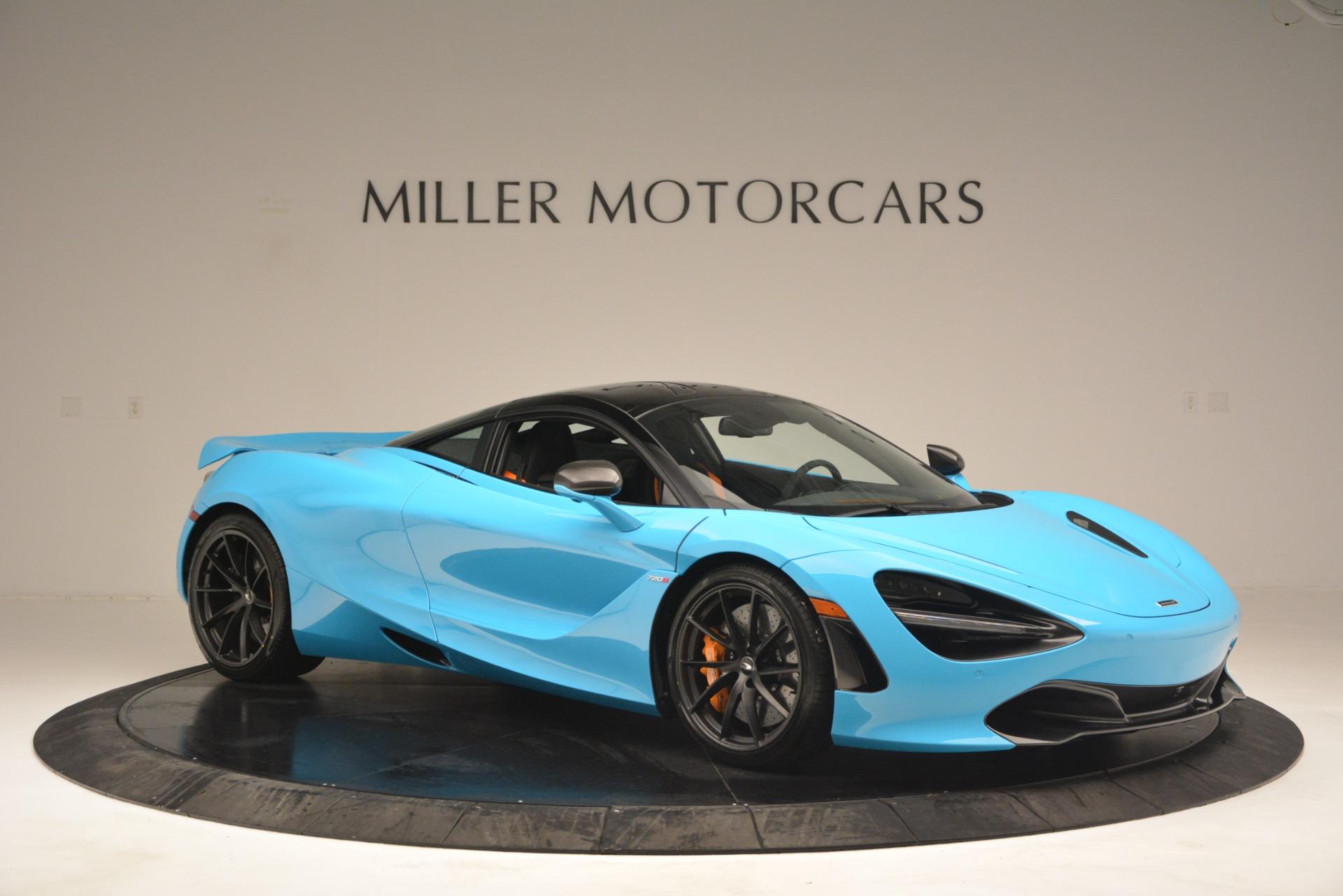 New 2019 McLaren 720S Coupe For Sale In Greenwich, CT. Alfa Romeo of Greenwich, MC401 2871_p10
