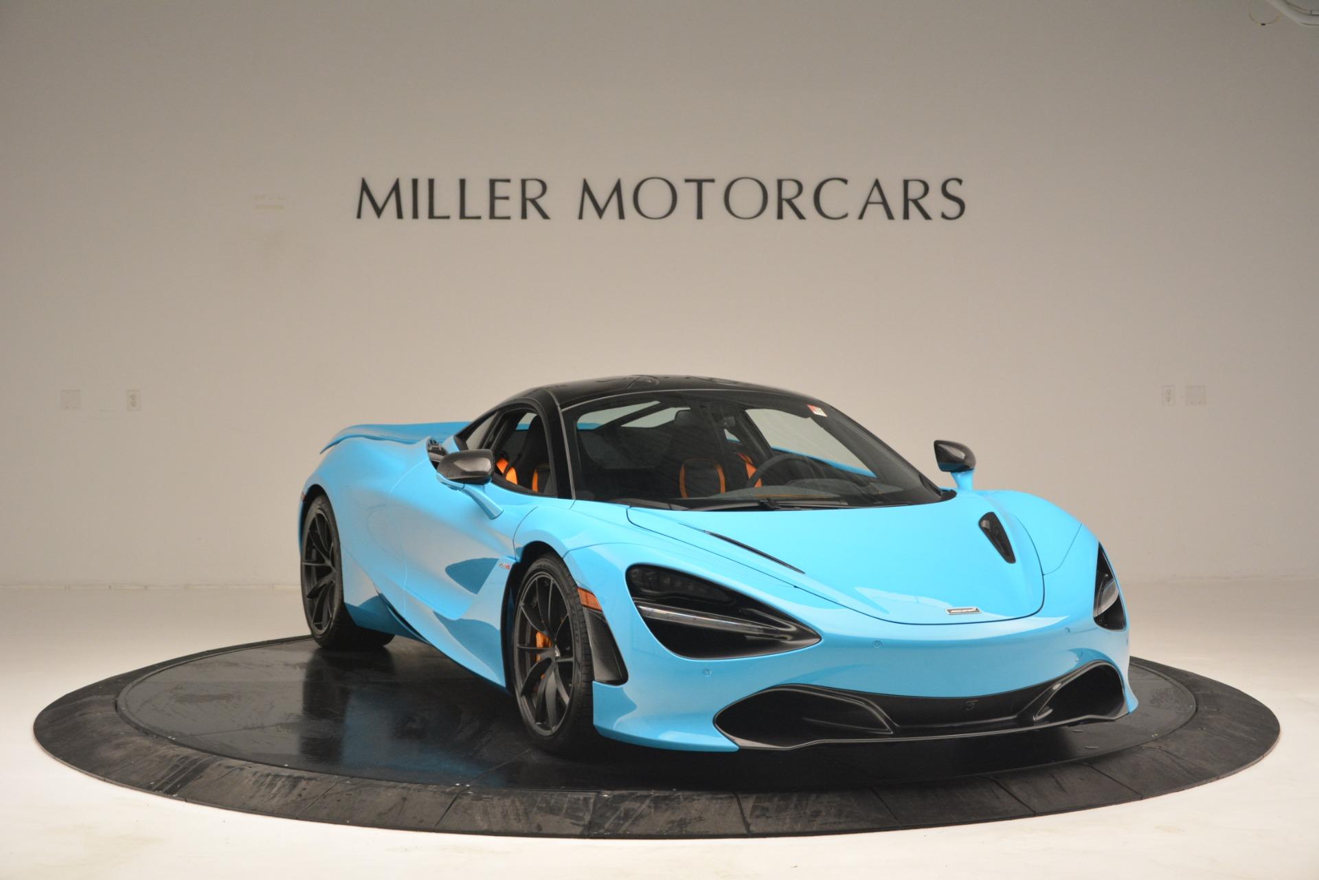 New 2019 McLaren 720S Coupe For Sale In Greenwich, CT. Alfa Romeo of Greenwich, MC401 2871_p11