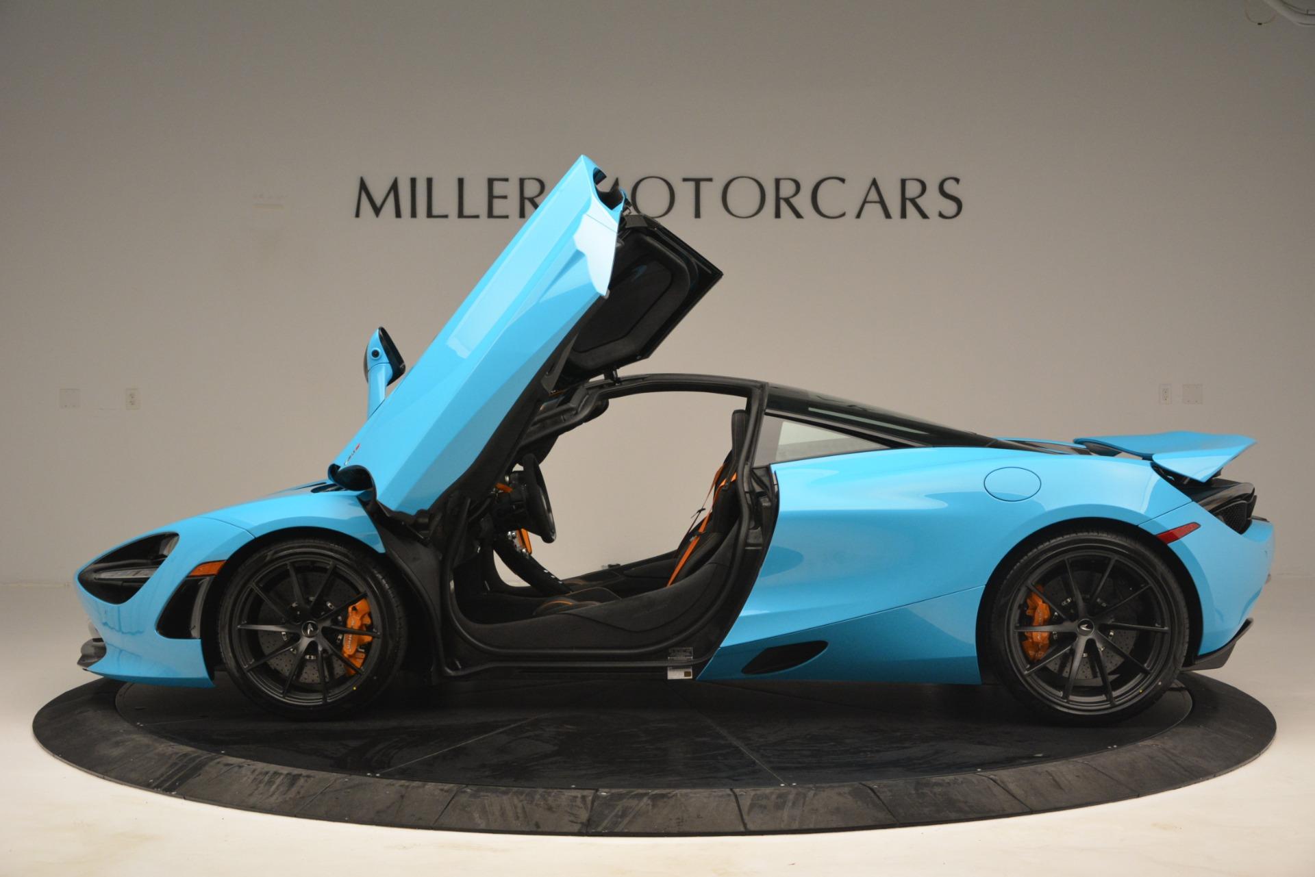 New 2019 McLaren 720S Coupe For Sale In Greenwich, CT. Alfa Romeo of Greenwich, MC401 2871_p15