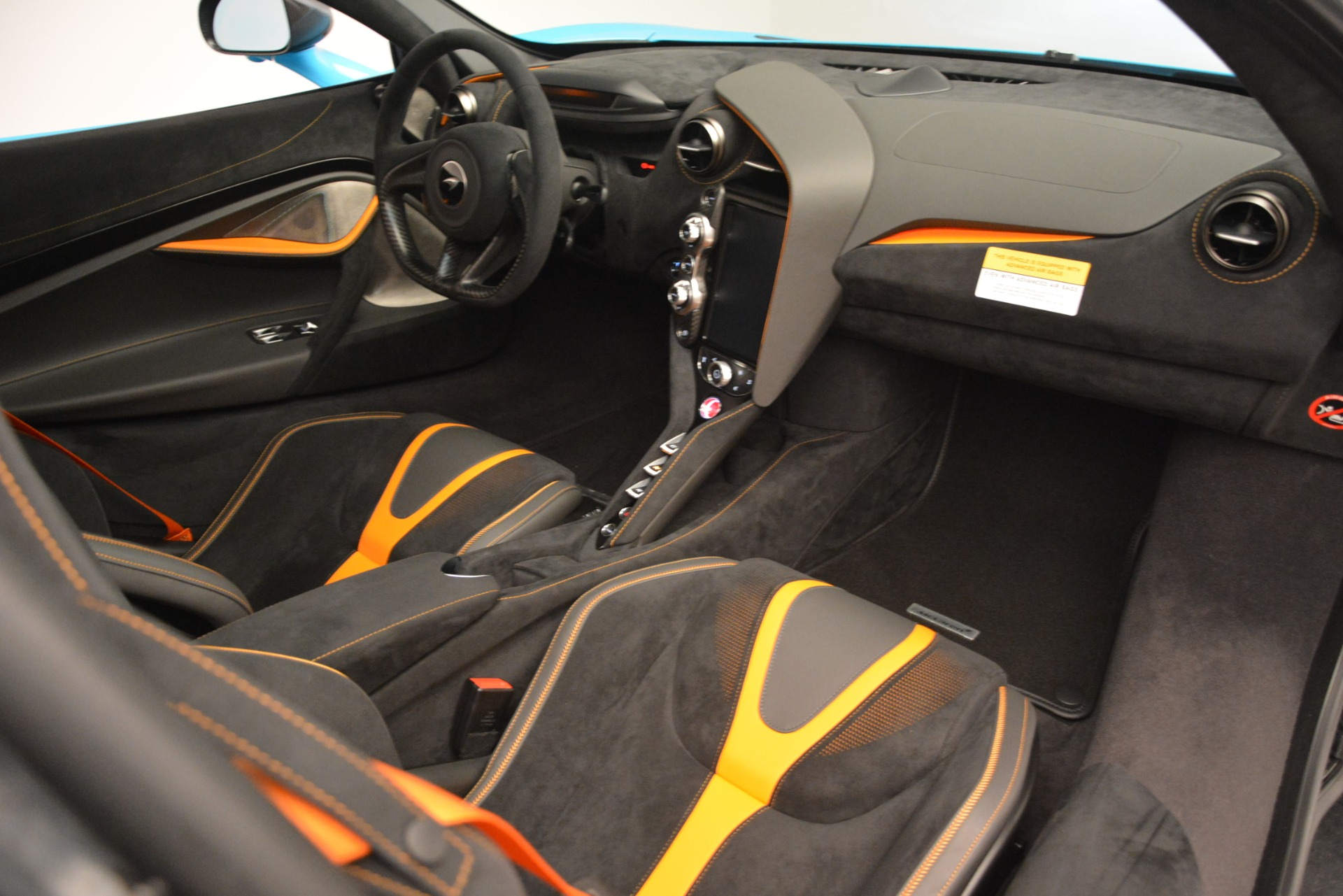 New 2019 McLaren 720S Coupe For Sale In Greenwich, CT. Alfa Romeo of Greenwich, MC401 2871_p20