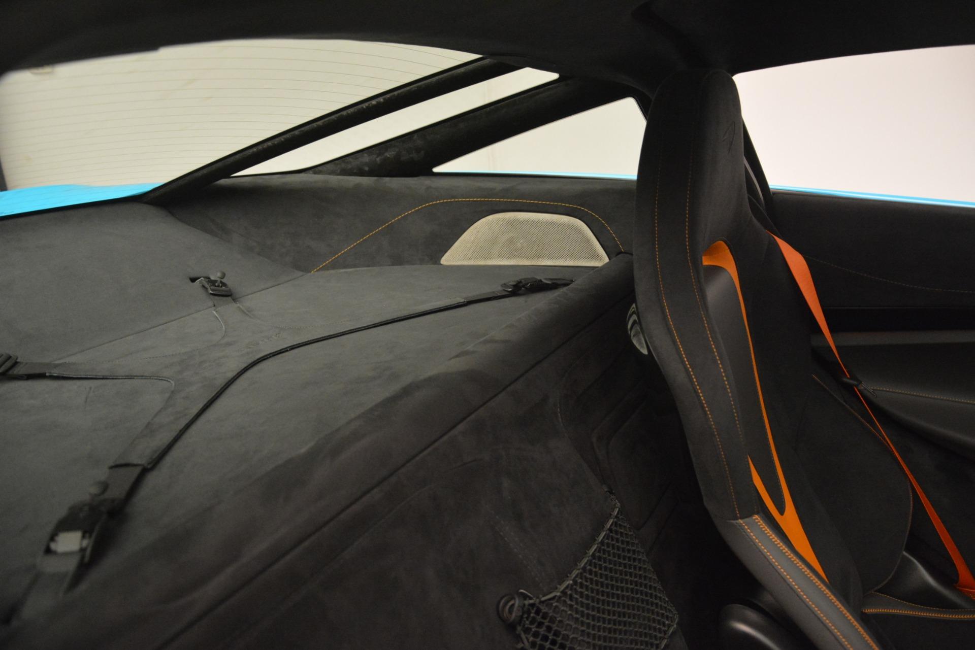 New 2019 McLaren 720S Coupe For Sale In Greenwich, CT. Alfa Romeo of Greenwich, MC401 2871_p23