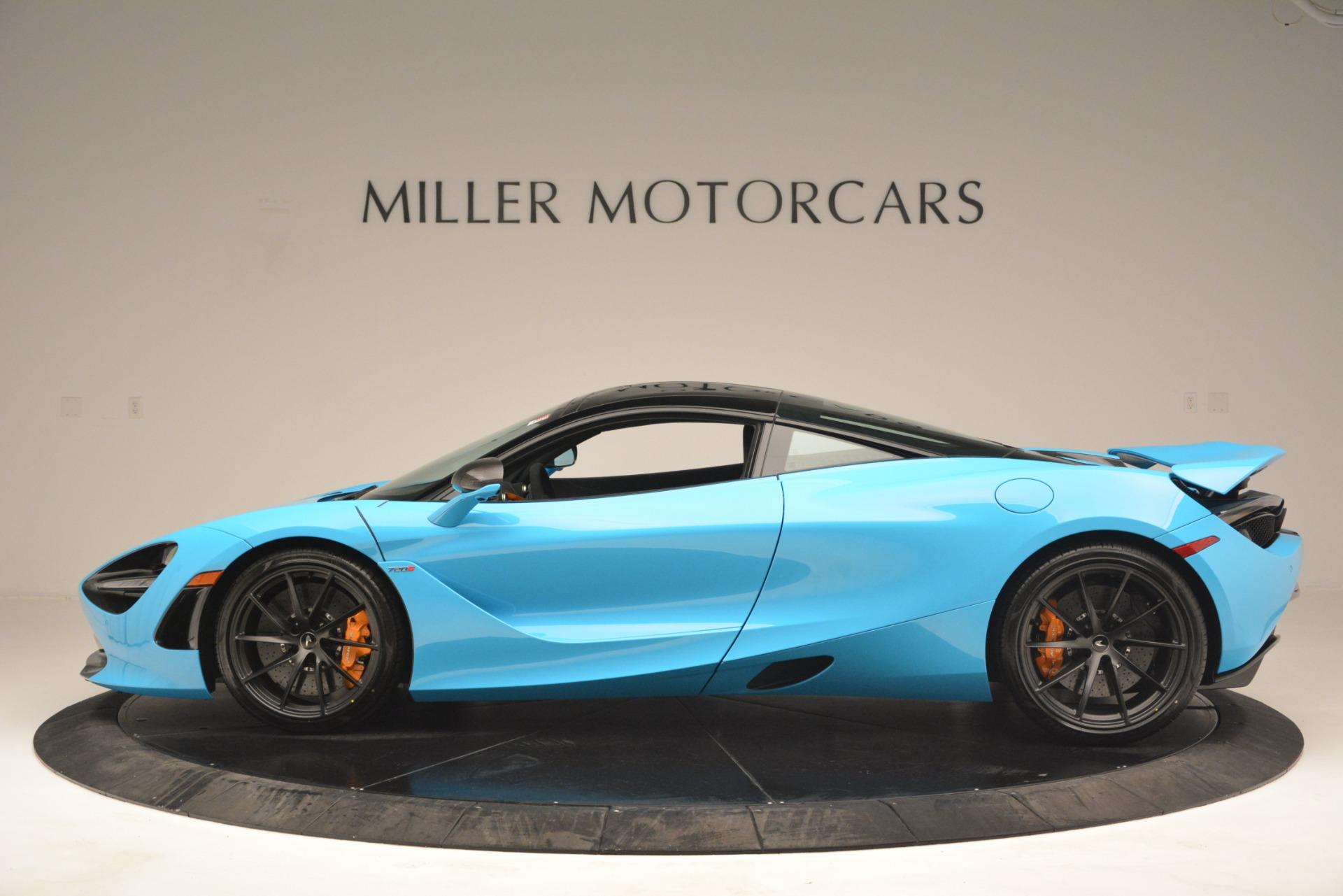 New 2019 McLaren 720S Coupe For Sale In Greenwich, CT. Alfa Romeo of Greenwich, MC401 2871_p3