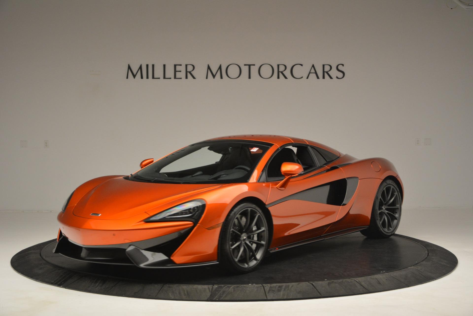New 2019 McLaren 570S Spider Convertible For Sale In Greenwich, CT. Alfa Romeo of Greenwich, MC397 2872_p14