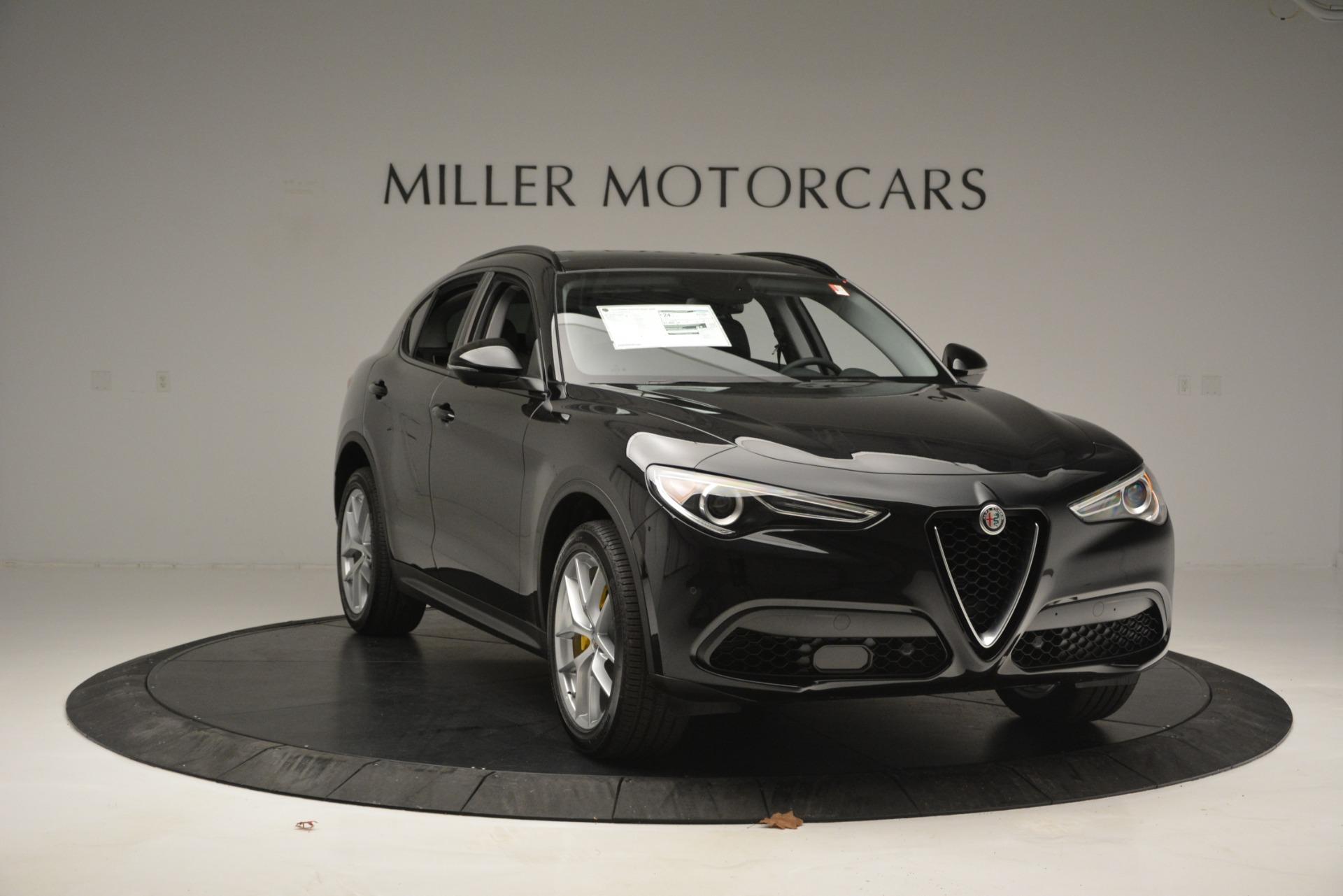 New 2019 Alfa Romeo Stelvio Ti Sport Q4 For Sale In Greenwich, CT. Alfa Romeo of Greenwich, L559 2874_p11