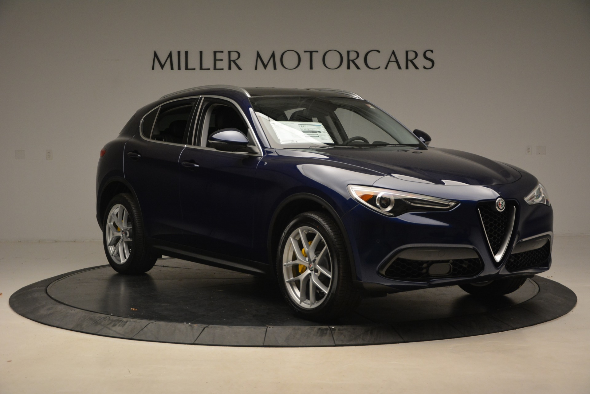 New 2019 Alfa Romeo Stelvio Ti Q4 For Sale In Greenwich, CT. Alfa Romeo of Greenwich, LW298 2876_p11