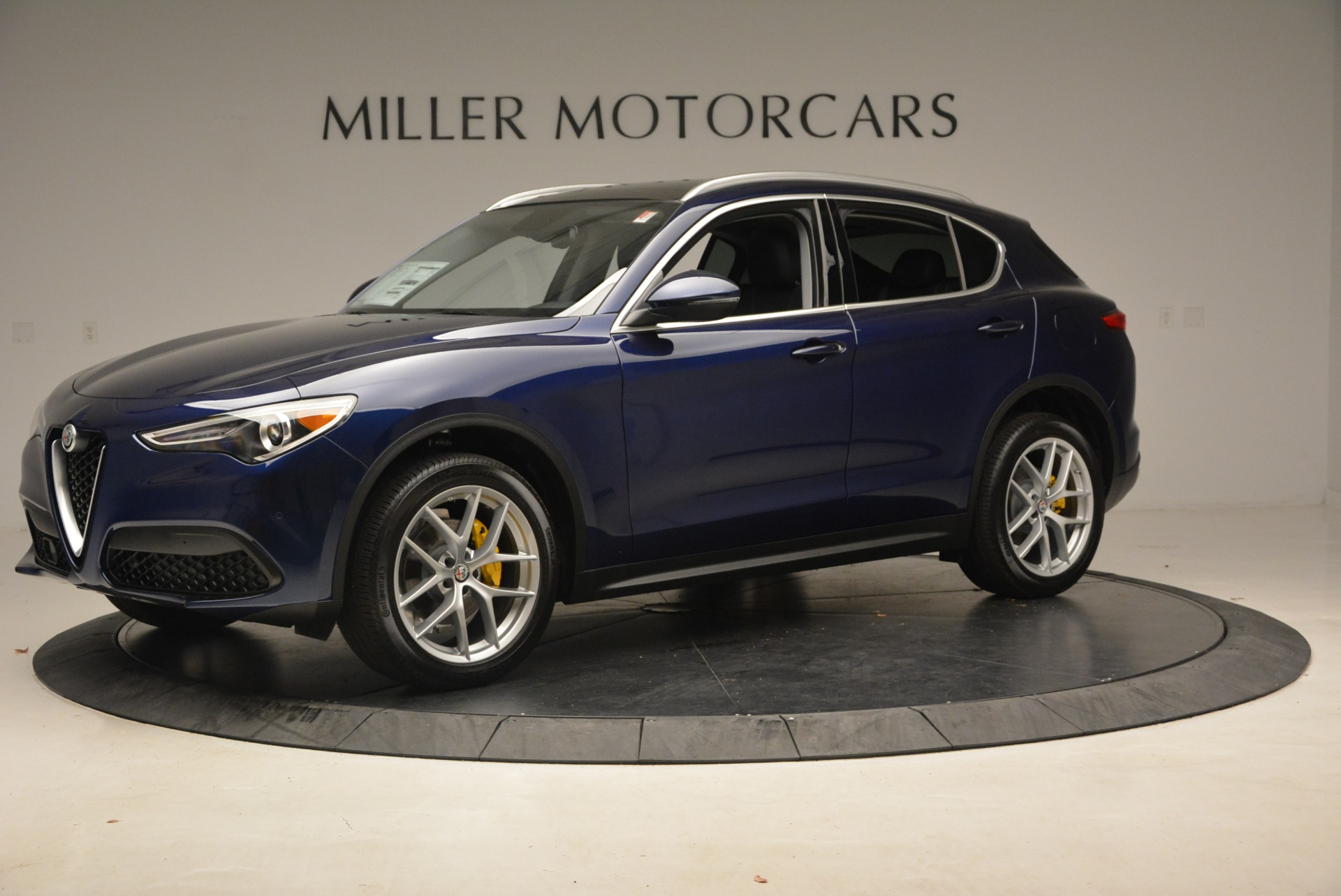 New 2019 Alfa Romeo Stelvio Ti Q4 For Sale In Greenwich, CT. Alfa Romeo of Greenwich, LW298 2876_p2