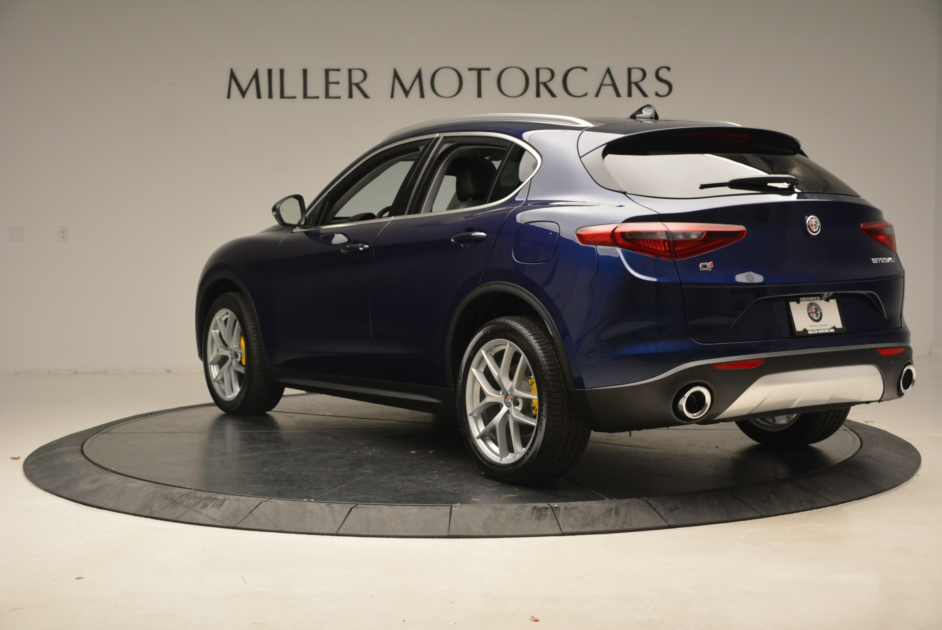 New 2019 Alfa Romeo Stelvio Ti Q4 For Sale In Greenwich, CT. Alfa Romeo of Greenwich, LW298 2876_p5