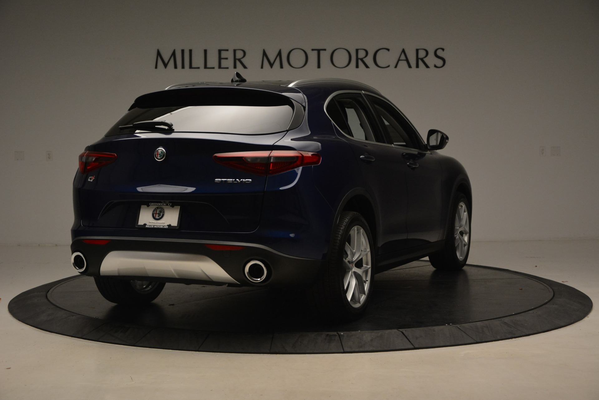 New 2019 Alfa Romeo Stelvio Ti Q4 For Sale In Greenwich, CT. Alfa Romeo of Greenwich, LW298 2876_p7