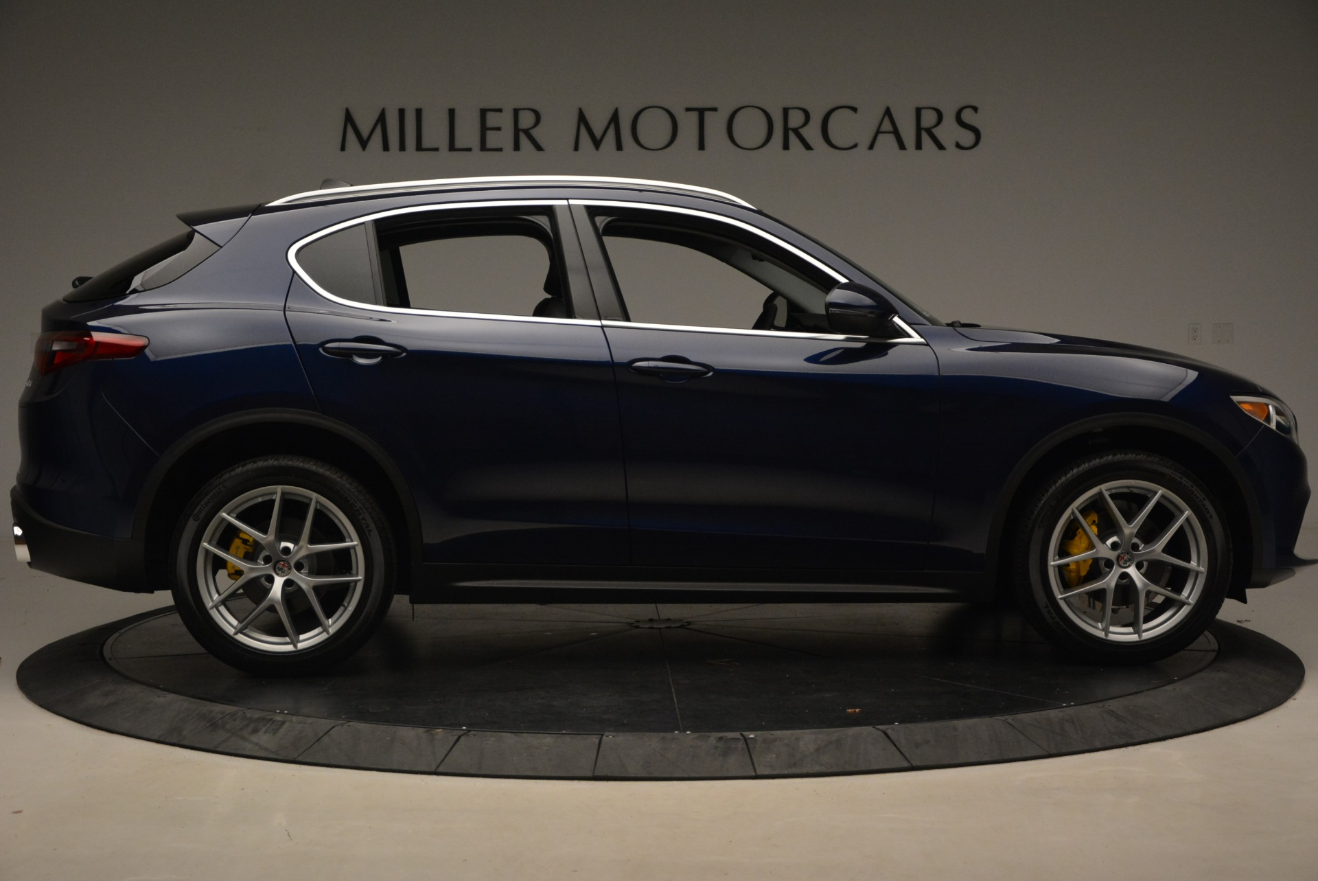 New 2019 Alfa Romeo Stelvio Ti Q4 For Sale In Greenwich, CT. Alfa Romeo of Greenwich, LW298 2876_p9