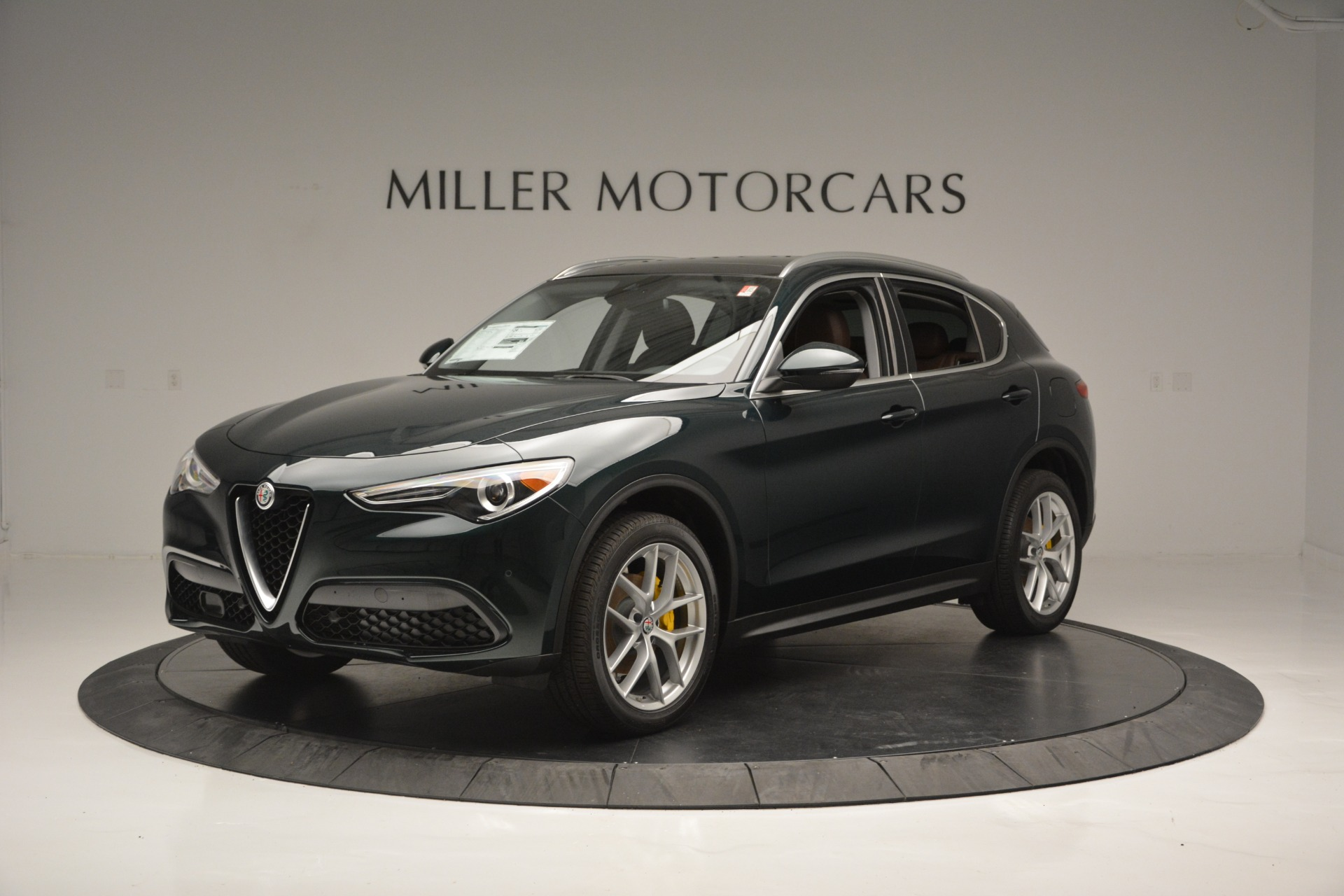 New 2019 Alfa Romeo Stelvio Ti Q4 For Sale In Greenwich, CT. Alfa Romeo of Greenwich, LW299 2877_p2