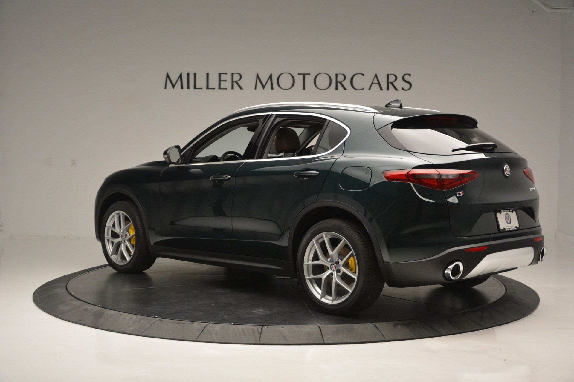 New 2019 Alfa Romeo Stelvio Ti Q4 For Sale In Greenwich, CT. Alfa Romeo of Greenwich, LW299 2877_p4