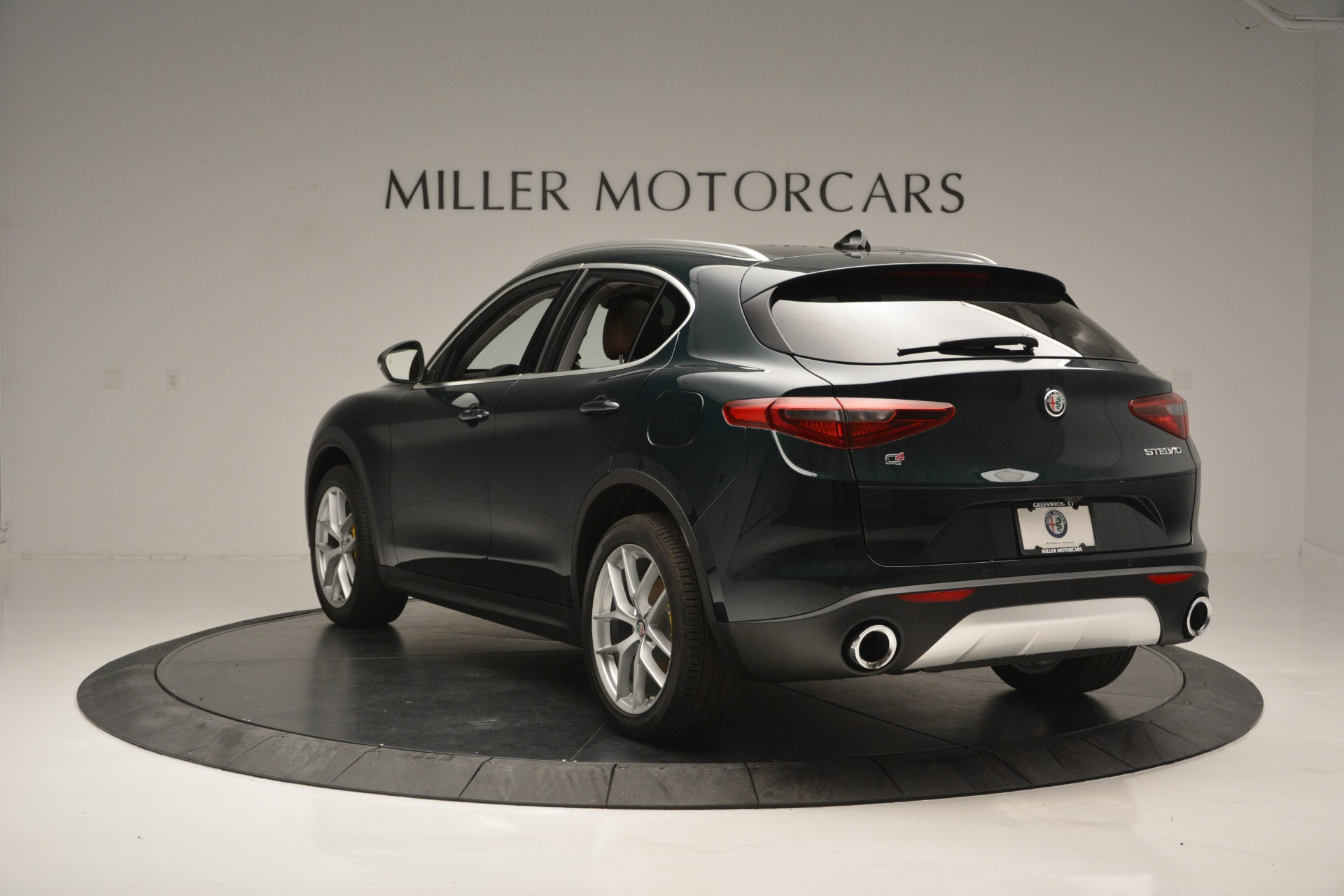 New 2019 Alfa Romeo Stelvio Ti Q4 For Sale In Greenwich, CT. Alfa Romeo of Greenwich, LW299 2877_p5