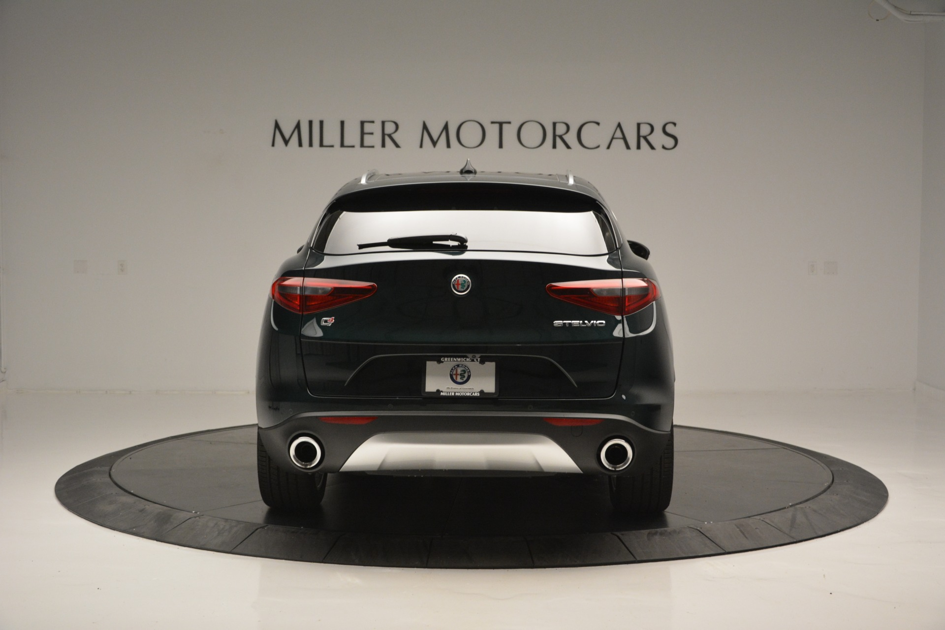 New 2019 Alfa Romeo Stelvio Ti Q4 For Sale In Greenwich, CT. Alfa Romeo of Greenwich, LW299 2877_p6