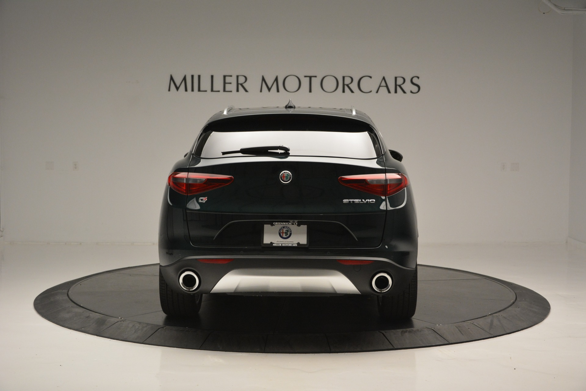New 2019 Alfa Romeo Stelvio Ti Q4 For Sale In Greenwich, CT. Alfa Romeo of Greenwich, LW299 2877_p7