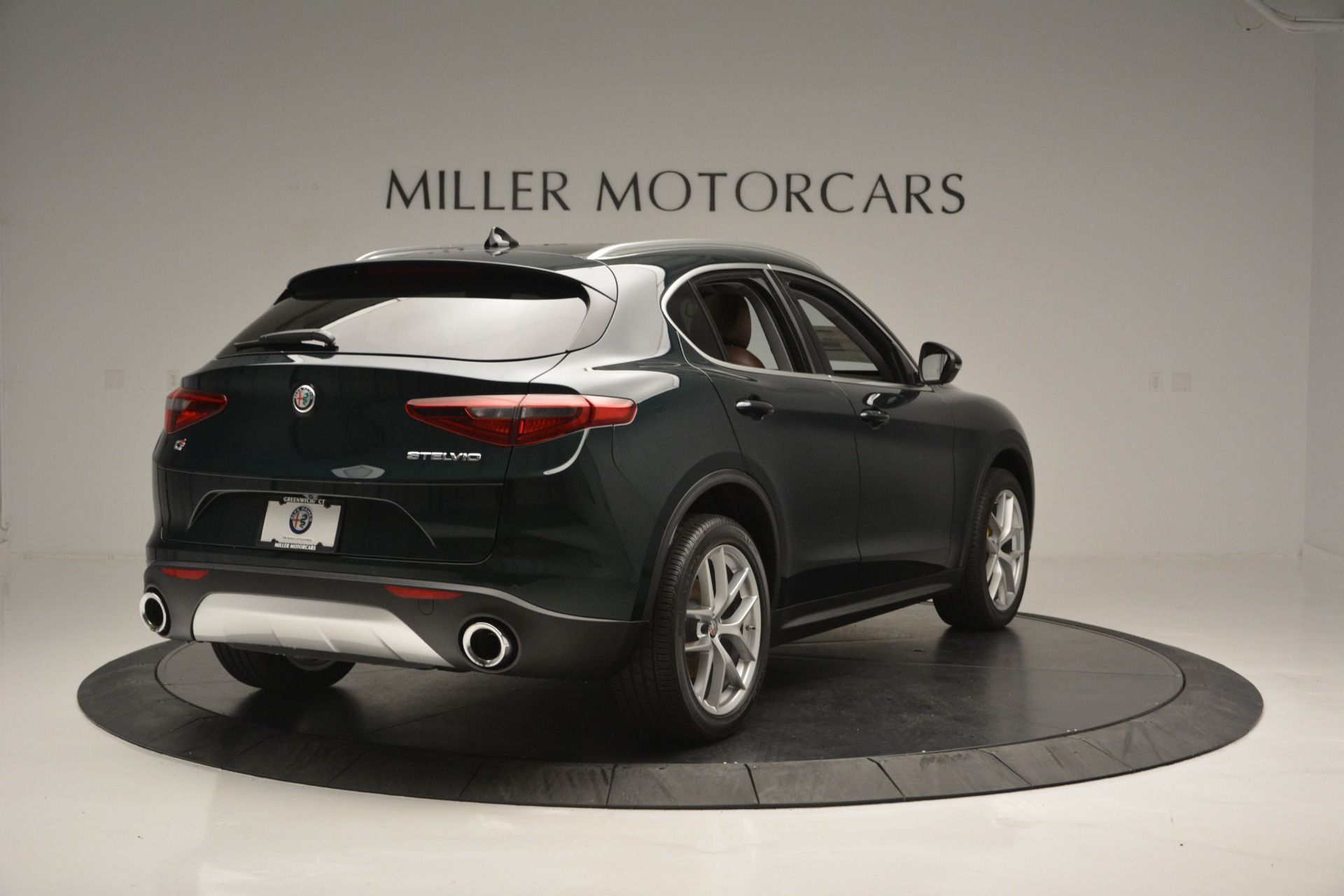 New 2019 Alfa Romeo Stelvio Ti Q4 For Sale In Greenwich, CT. Alfa Romeo of Greenwich, LW299 2877_p8