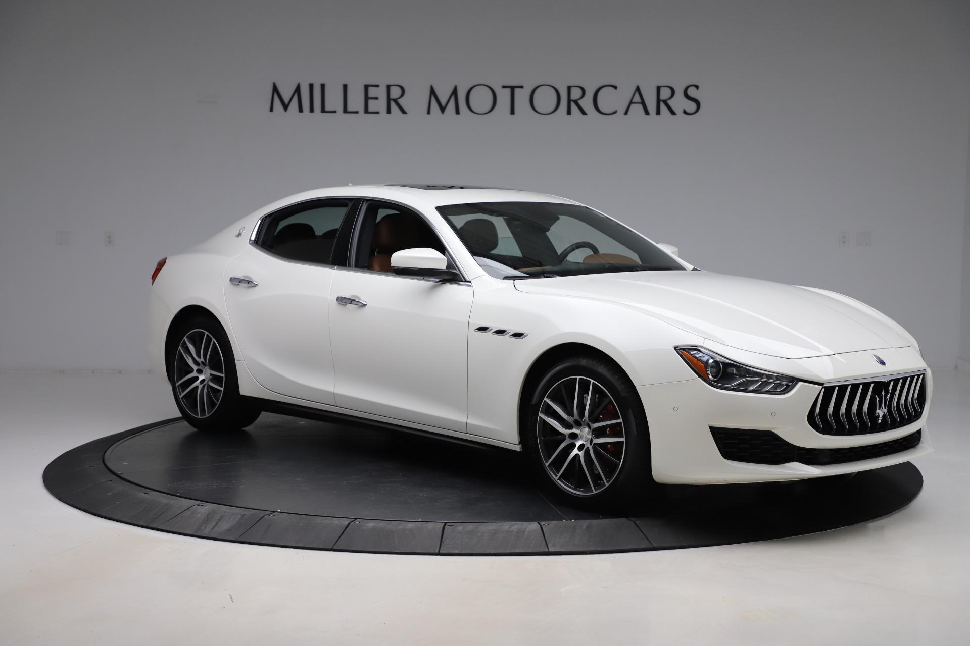 New 2019 Maserati Ghibli S Q4 For Sale In Greenwich, CT. Alfa Romeo of Greenwich, M2327 2879_p10