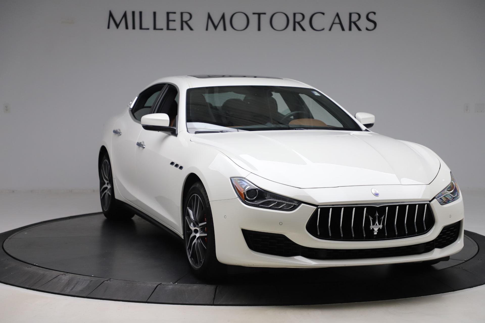 New 2019 Maserati Ghibli S Q4 For Sale In Greenwich, CT. Alfa Romeo of Greenwich, M2327 2879_p11