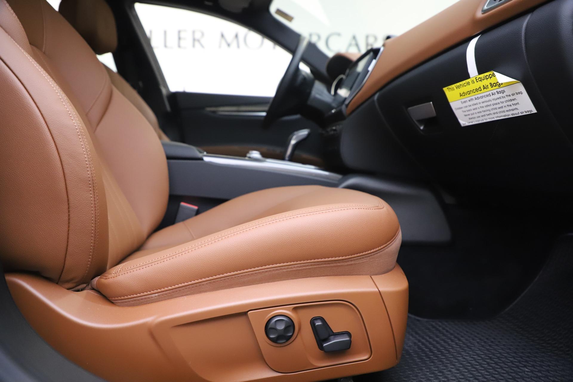 New 2019 Maserati Ghibli S Q4 For Sale In Greenwich, CT. Alfa Romeo of Greenwich, M2327 2879_p23