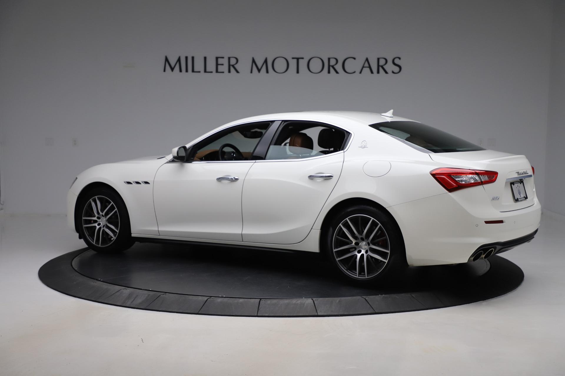 New 2019 Maserati Ghibli S Q4 For Sale In Greenwich, CT. Alfa Romeo of Greenwich, M2327 2879_p4