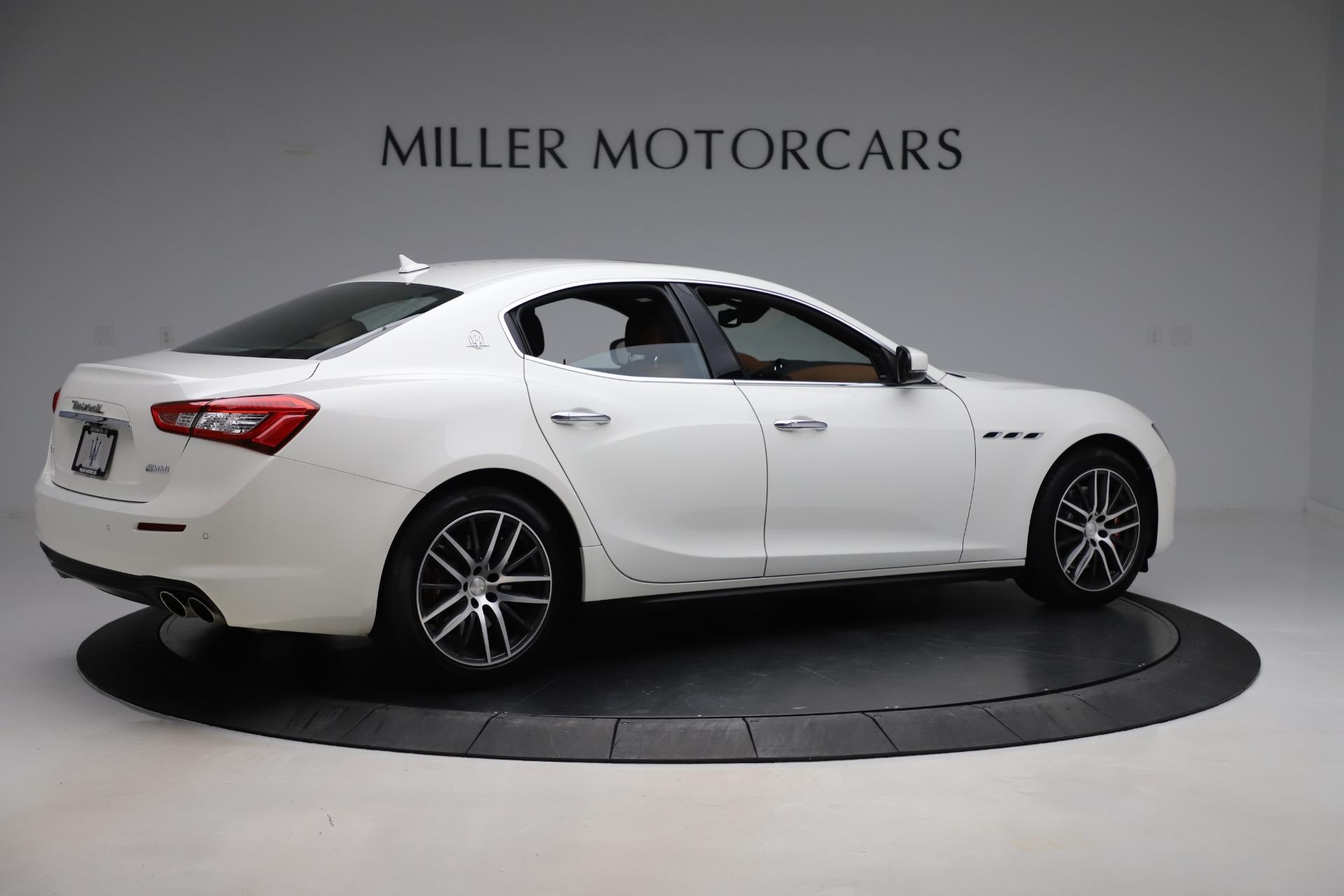 New 2019 Maserati Ghibli S Q4 For Sale In Greenwich, CT. Alfa Romeo of Greenwich, M2327 2879_p8