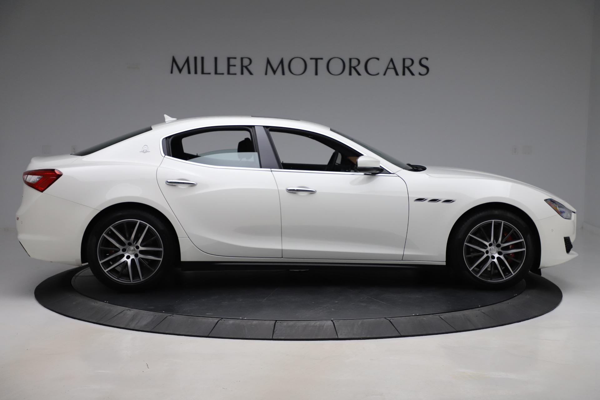 New 2019 Maserati Ghibli S Q4 For Sale In Greenwich, CT. Alfa Romeo of Greenwich, M2327 2879_p9