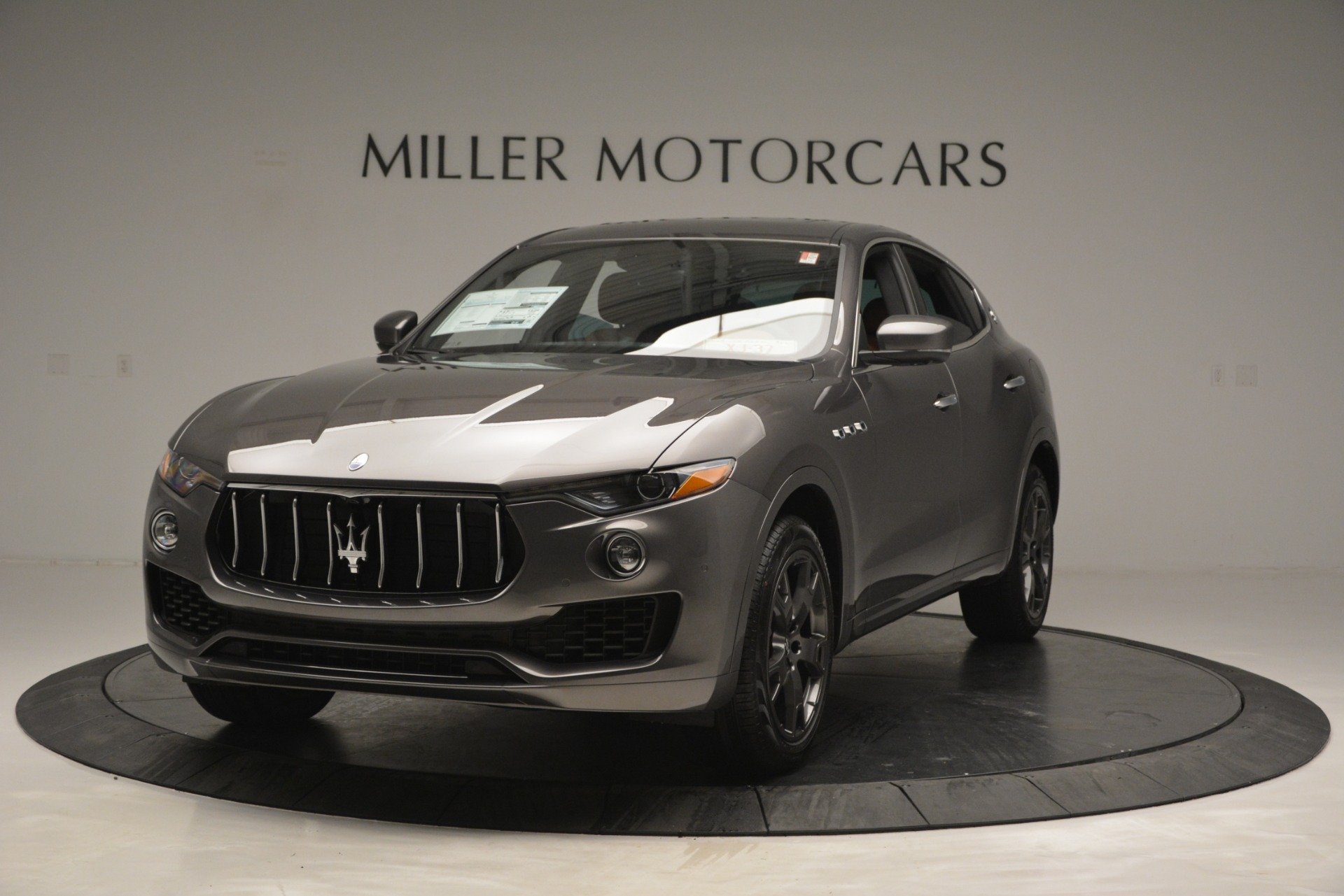 New 2019 Maserati Levante Q4 For Sale In Greenwich, CT. Alfa Romeo of Greenwich, M2256 2880_main