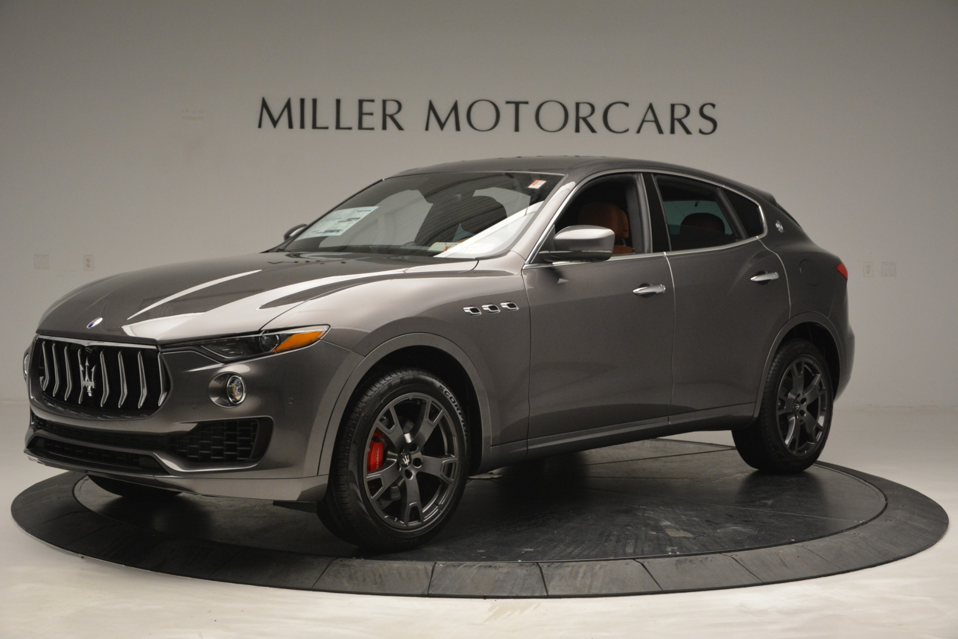 New 2019 Maserati Levante Q4 For Sale In Greenwich, CT. Alfa Romeo of Greenwich, M2256 2880_p2