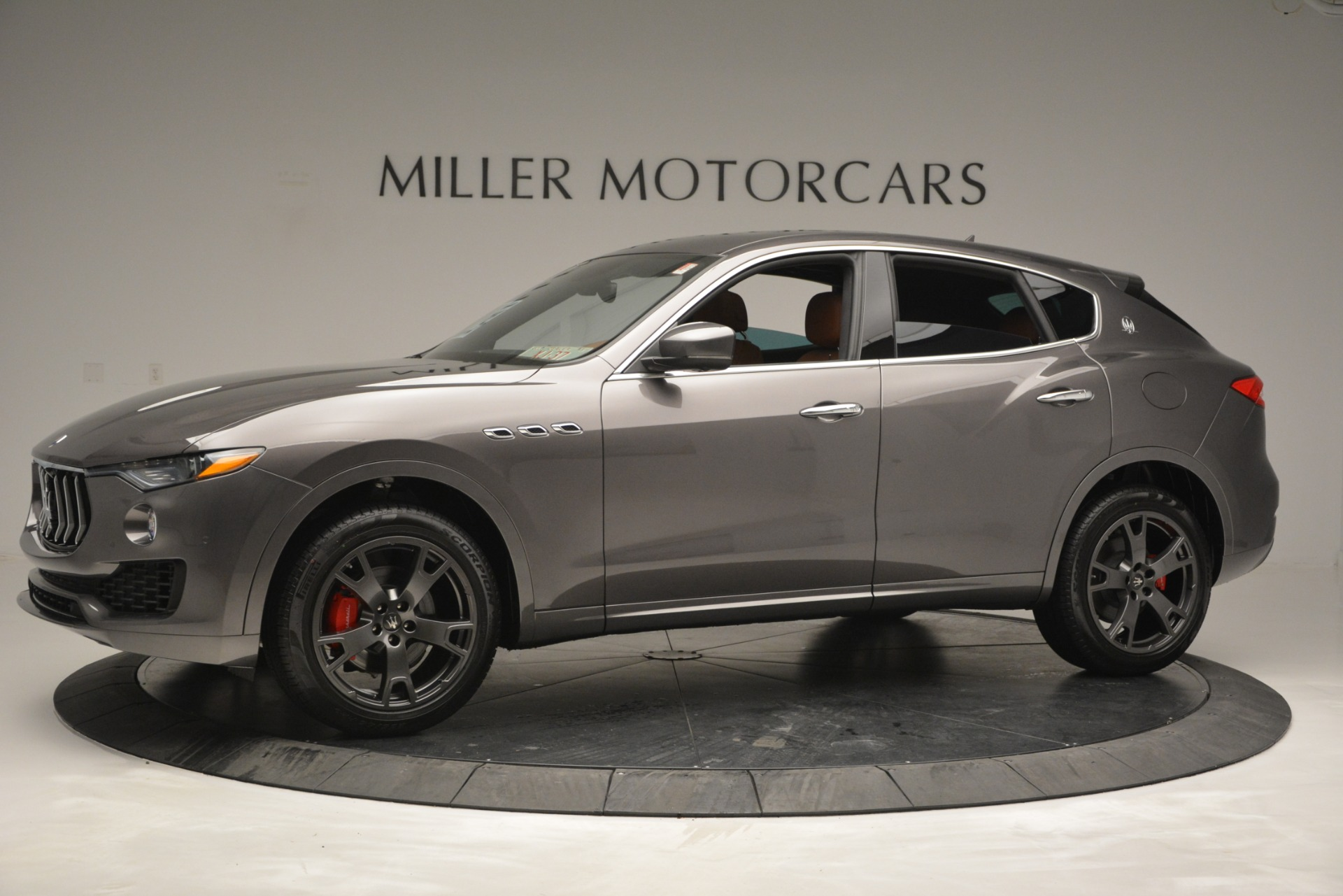 New 2019 Maserati Levante Q4 For Sale In Greenwich, CT. Alfa Romeo of Greenwich, M2256 2880_p3