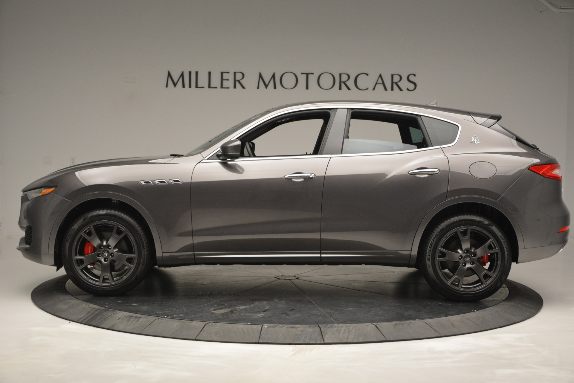 New 2019 Maserati Levante Q4 For Sale In Greenwich, CT. Alfa Romeo of Greenwich, M2256 2880_p4