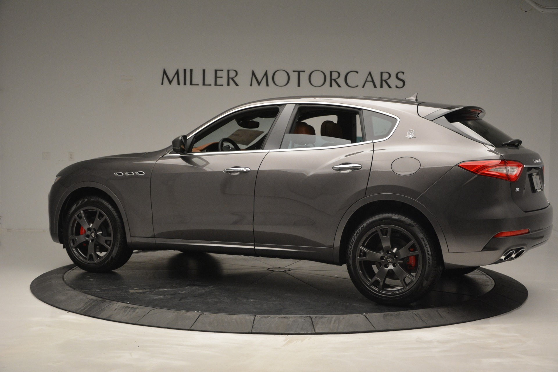 New 2019 Maserati Levante Q4 For Sale In Greenwich, CT. Alfa Romeo of Greenwich, M2256 2880_p5