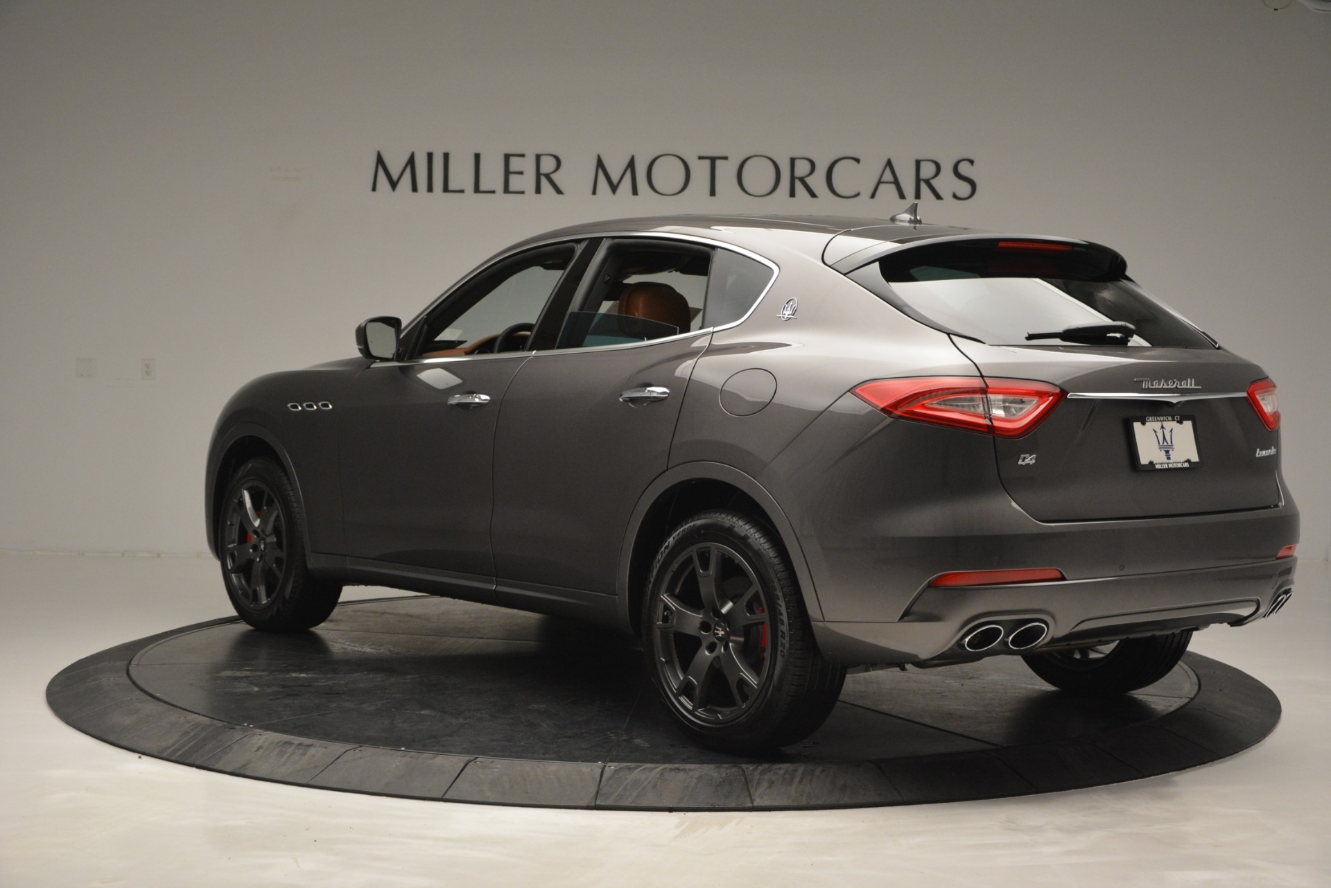 New 2019 Maserati Levante Q4 For Sale In Greenwich, CT. Alfa Romeo of Greenwich, M2256 2880_p6