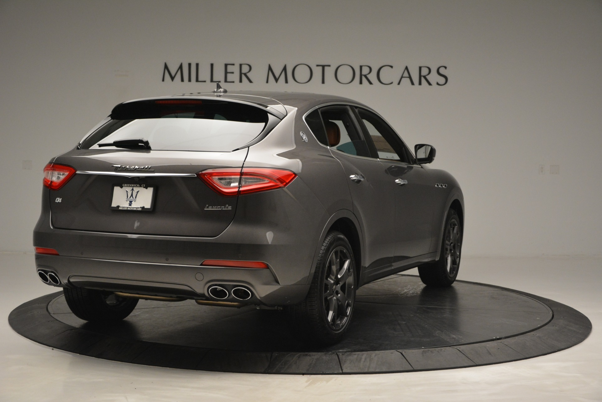 New 2019 Maserati Levante Q4 For Sale In Greenwich, CT. Alfa Romeo of Greenwich, M2256 2880_p9