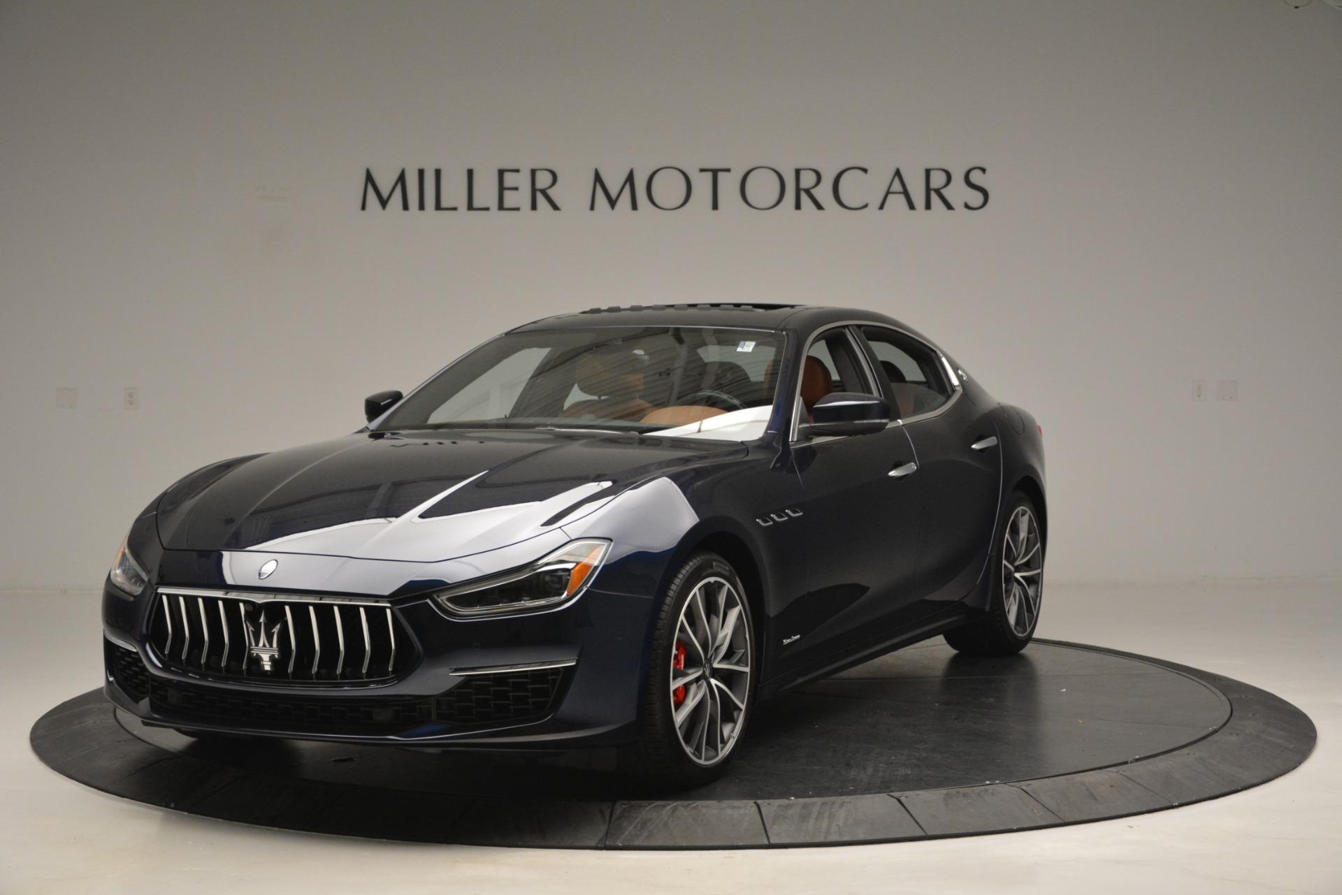 New 2019 Maserati Ghibli S Q4 GranLusso For Sale In Greenwich, CT. Alfa Romeo of Greenwich, M2251 2882_main