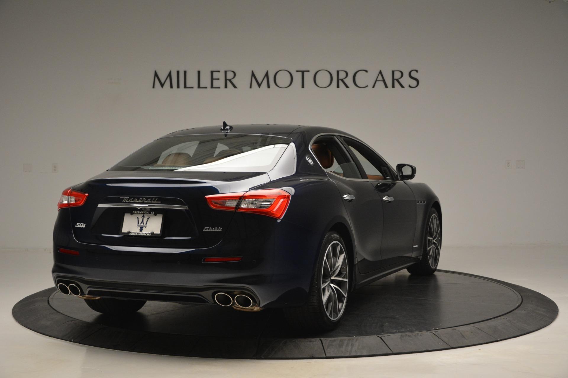 New 2019 Maserati Ghibli S Q4 GranLusso For Sale In Greenwich, CT. Alfa Romeo of Greenwich, M2251 2882_p10