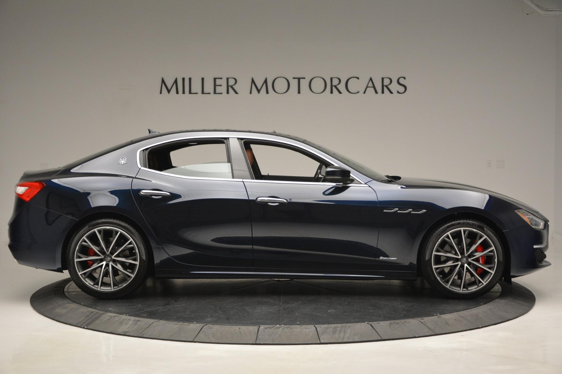 New 2019 Maserati Ghibli S Q4 GranLusso For Sale In Greenwich, CT. Alfa Romeo of Greenwich, M2251 2882_p13