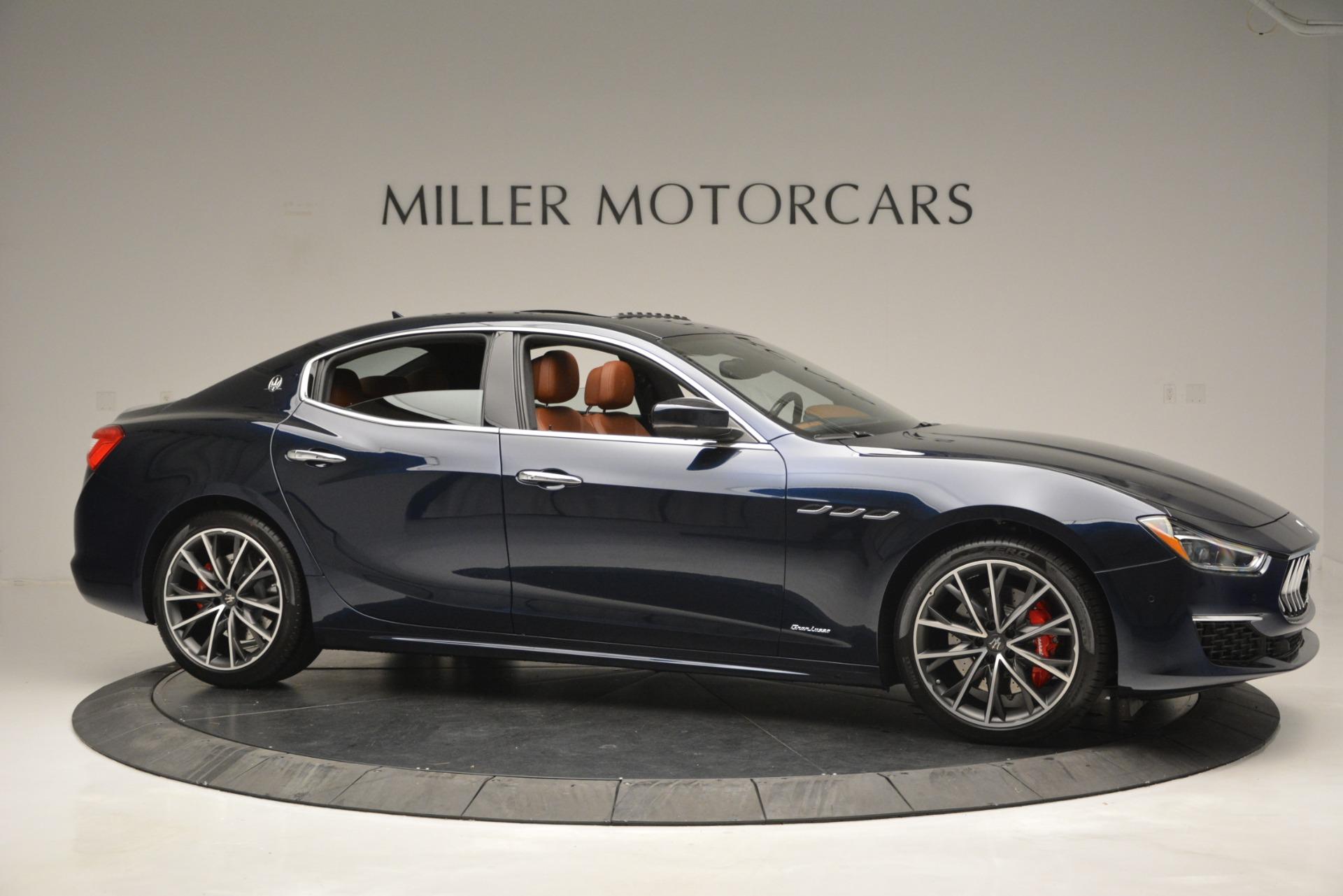 New 2019 Maserati Ghibli S Q4 GranLusso For Sale In Greenwich, CT. Alfa Romeo of Greenwich, M2251 2882_p14