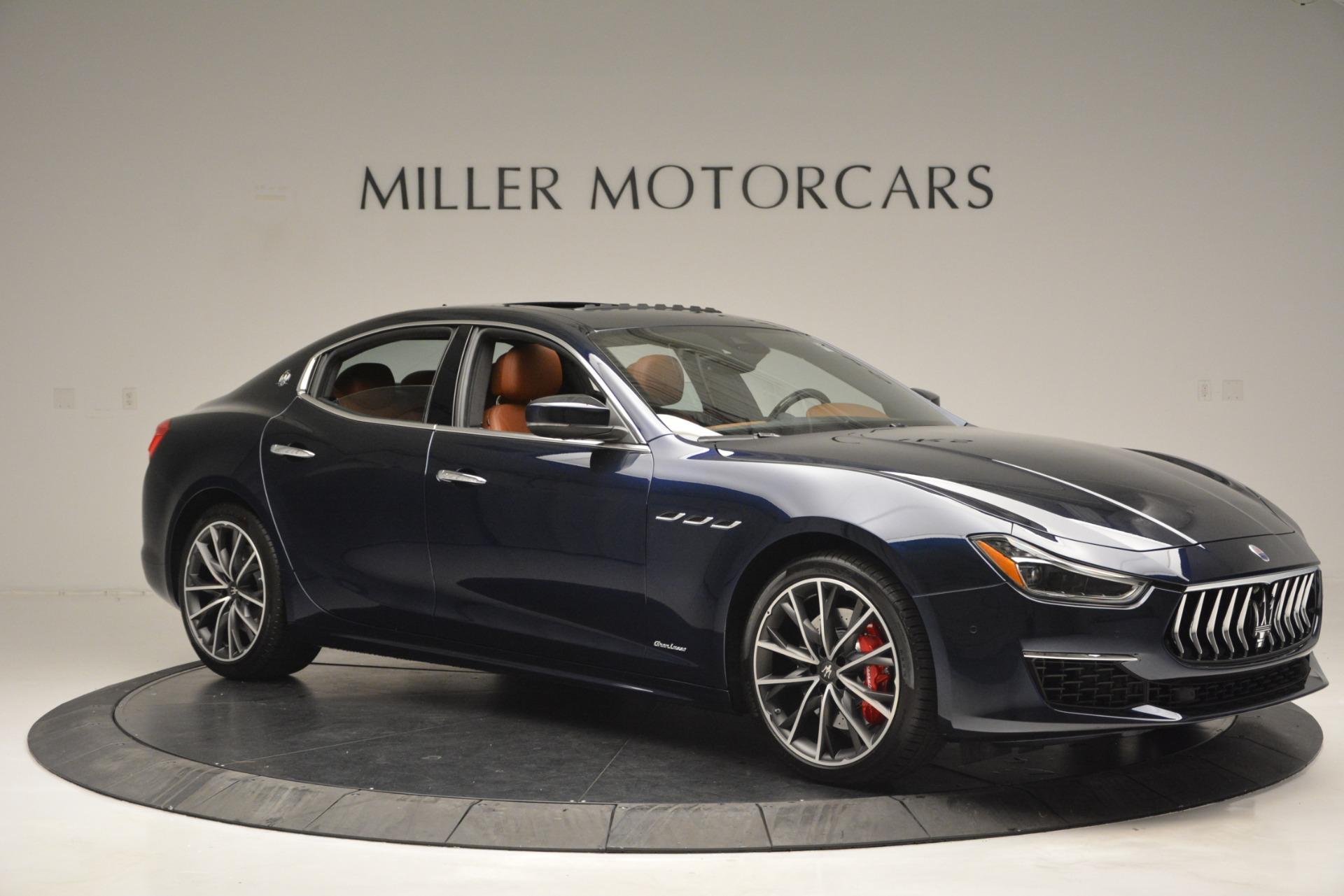 New 2019 Maserati Ghibli S Q4 GranLusso For Sale In Greenwich, CT. Alfa Romeo of Greenwich, M2251 2882_p15