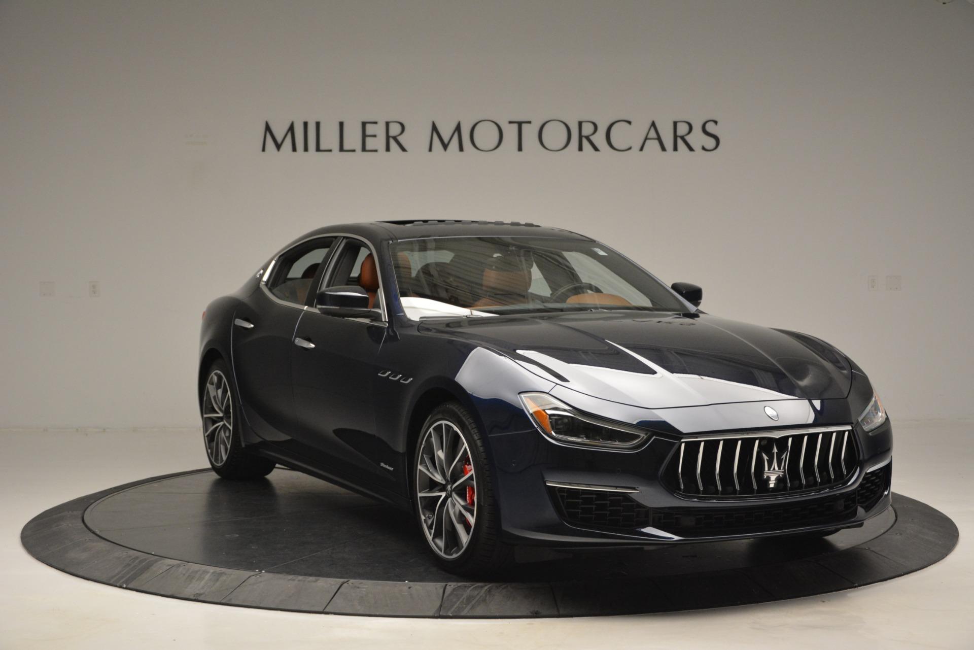 New 2019 Maserati Ghibli S Q4 GranLusso For Sale In Greenwich, CT. Alfa Romeo of Greenwich, M2251 2882_p16