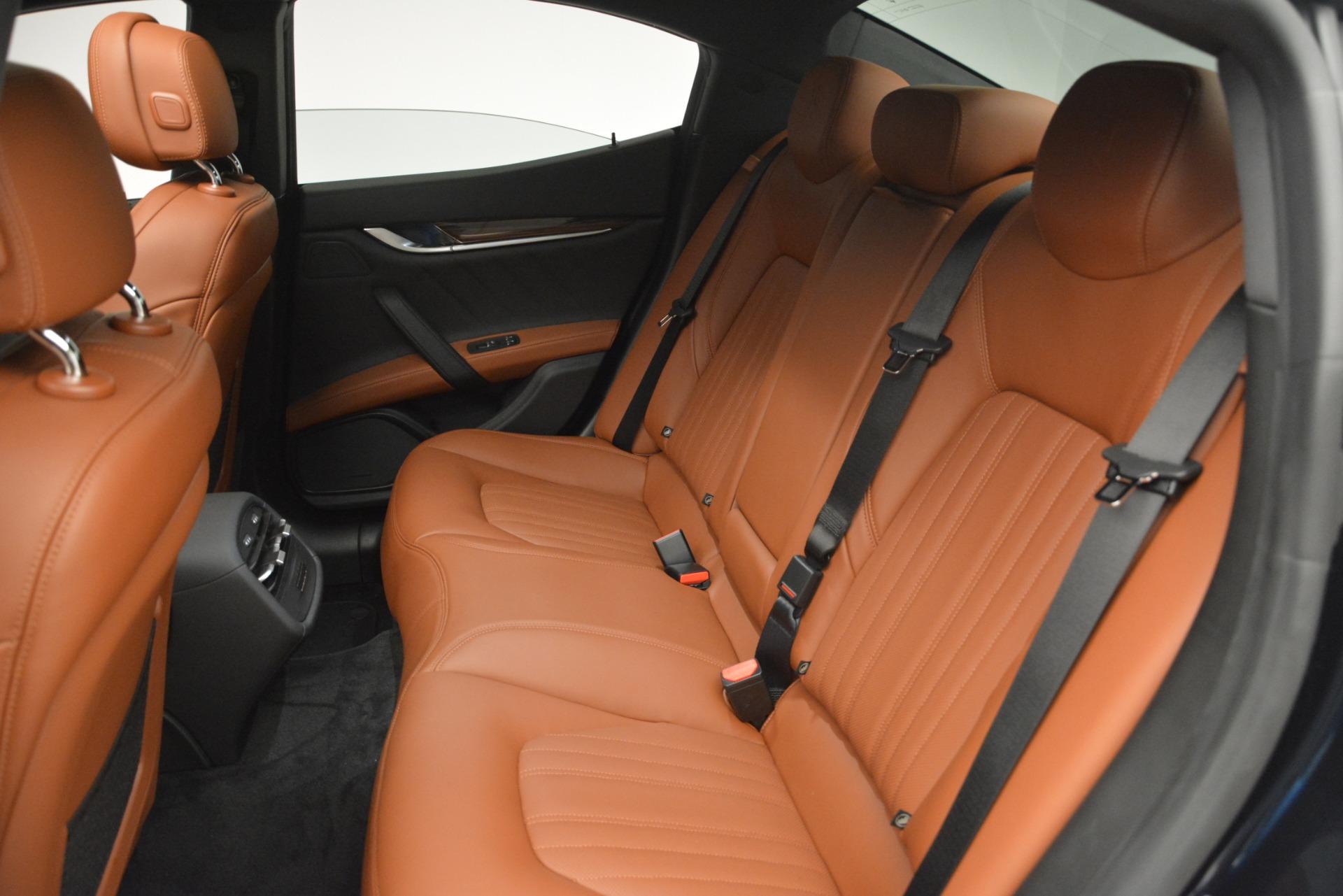 New 2019 Maserati Ghibli S Q4 GranLusso For Sale In Greenwich, CT. Alfa Romeo of Greenwich, M2251 2882_p21