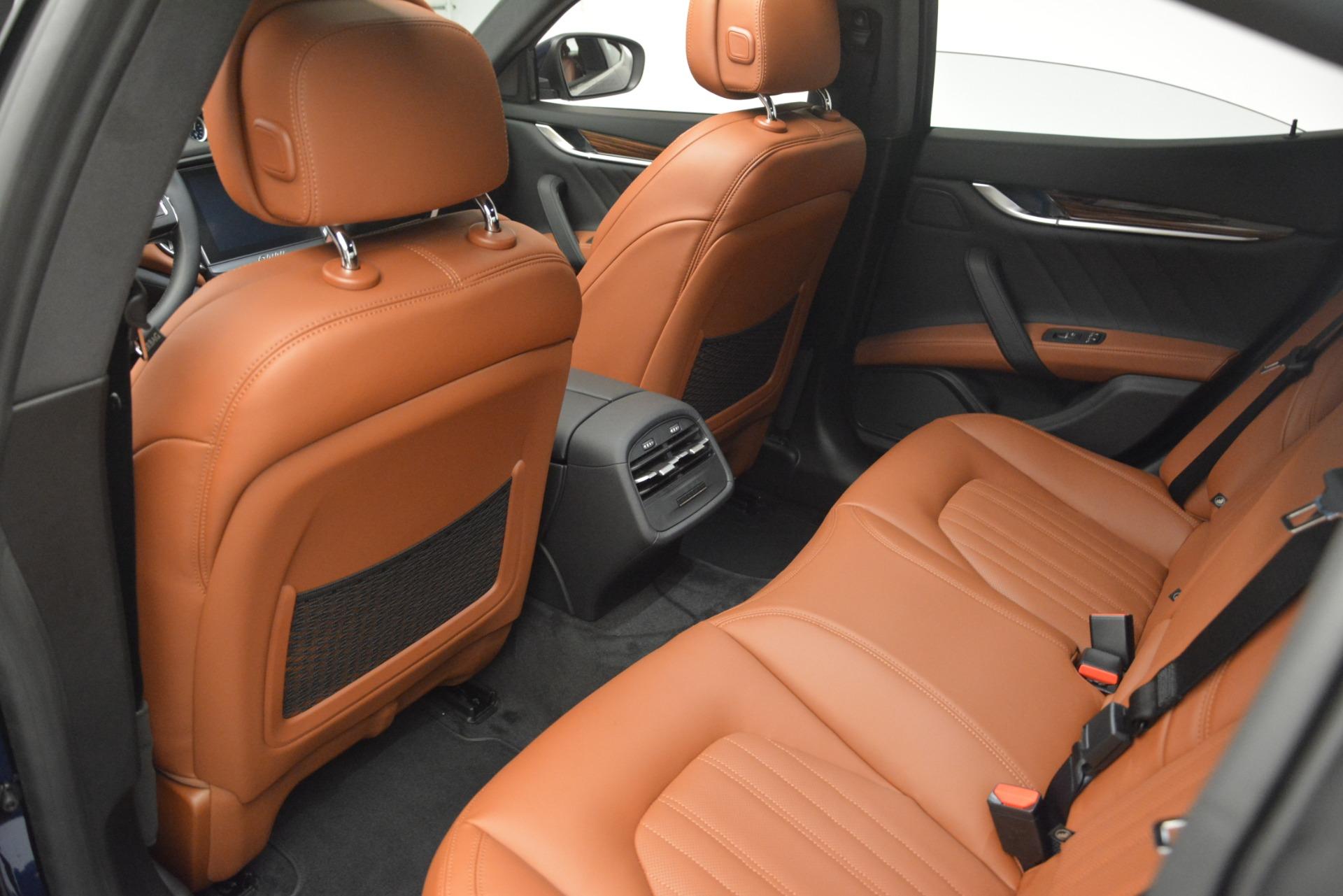 New 2019 Maserati Ghibli S Q4 GranLusso For Sale In Greenwich, CT. Alfa Romeo of Greenwich, M2251 2882_p22