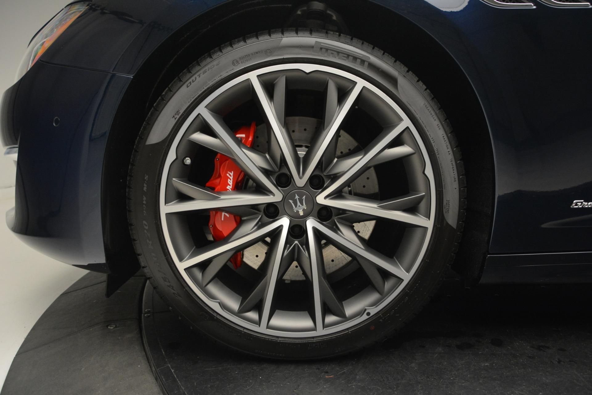 New 2019 Maserati Ghibli S Q4 GranLusso For Sale In Greenwich, CT. Alfa Romeo of Greenwich, M2251 2882_p25