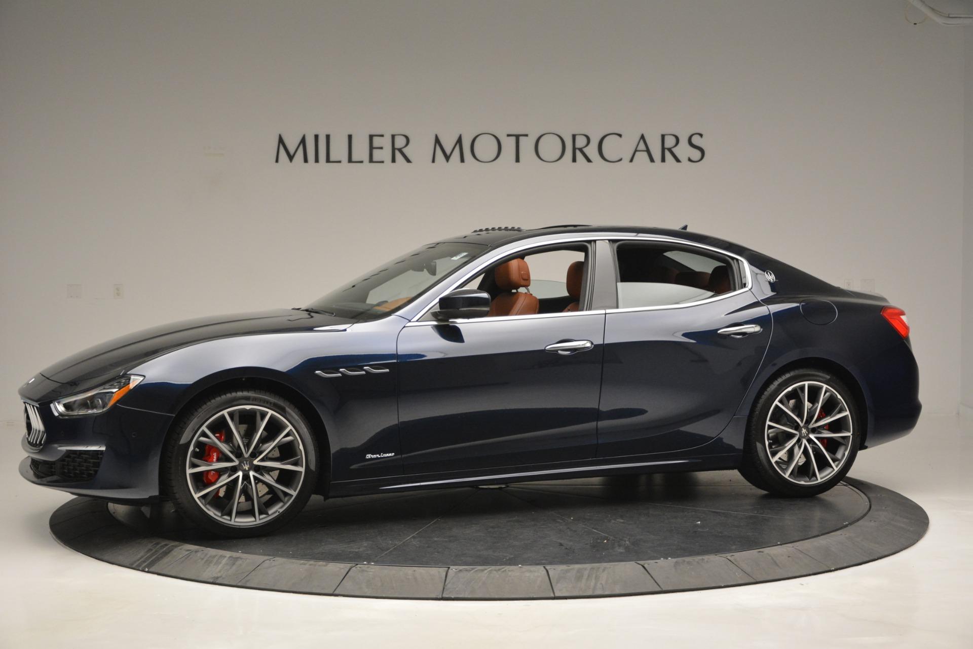 New 2019 Maserati Ghibli S Q4 GranLusso For Sale In Greenwich, CT. Alfa Romeo of Greenwich, M2251 2882_p3