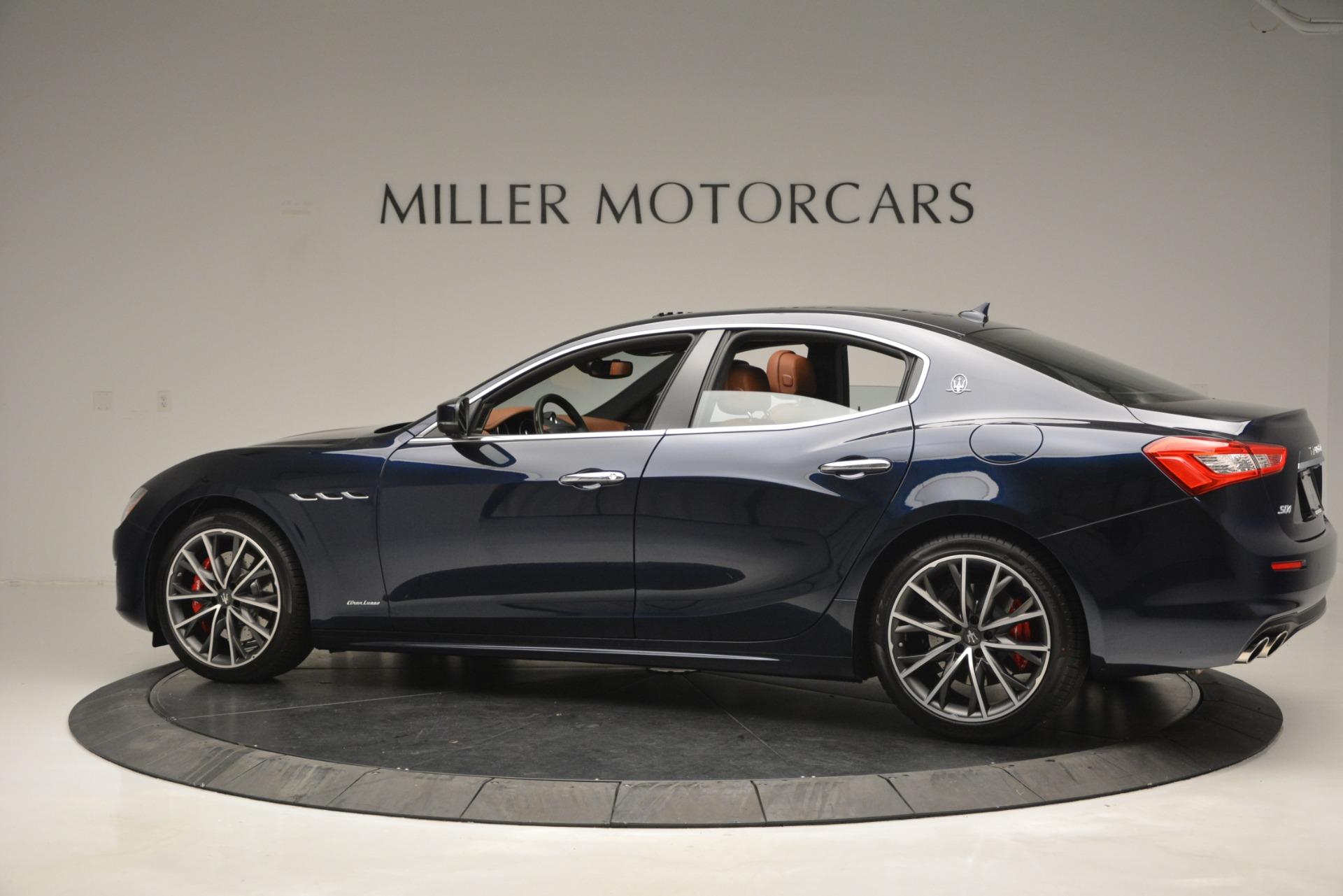 New 2019 Maserati Ghibli S Q4 GranLusso For Sale In Greenwich, CT. Alfa Romeo of Greenwich, M2251 2882_p5