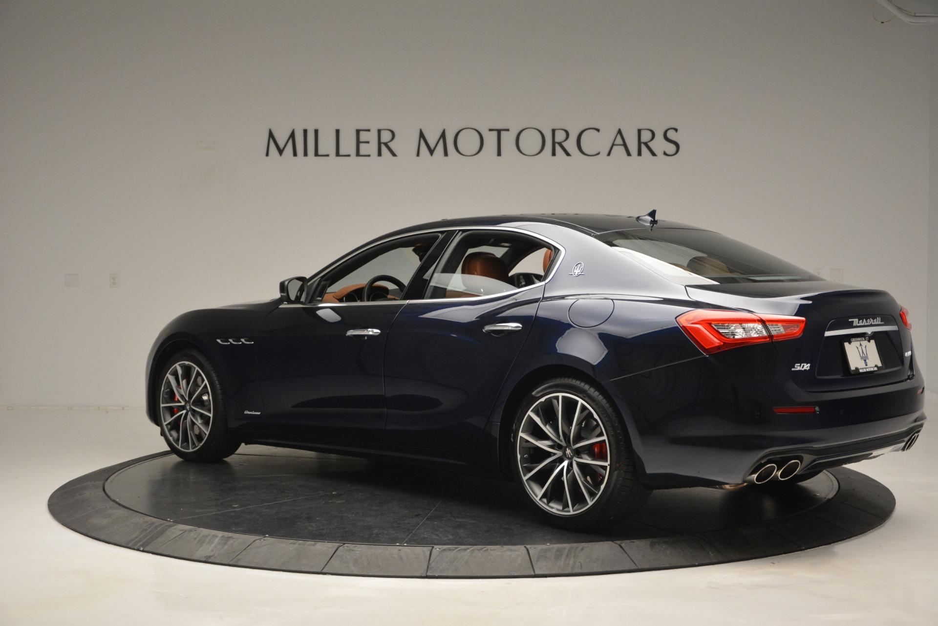 New 2019 Maserati Ghibli S Q4 GranLusso For Sale In Greenwich, CT. Alfa Romeo of Greenwich, M2251 2882_p6
