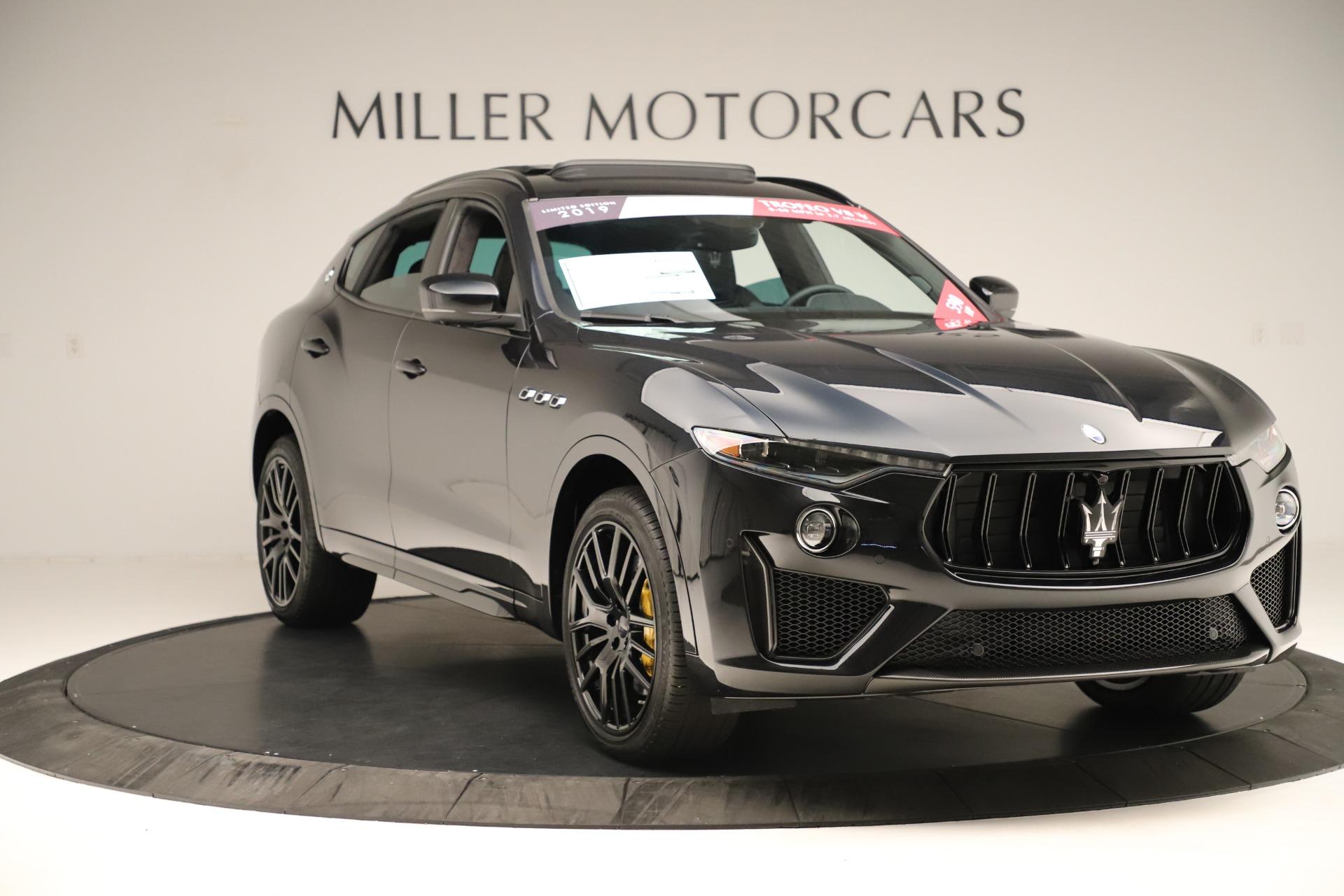 New 2019 Maserati Levante Trofeo For Sale In Greenwich, CT. Alfa Romeo of Greenwich, M2254 2884_p11