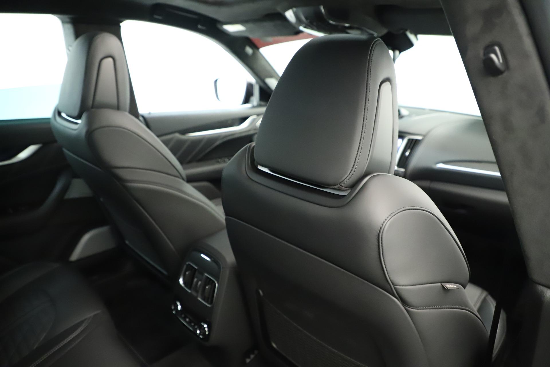 New 2019 Maserati Levante Trofeo For Sale In Greenwich, CT. Alfa Romeo of Greenwich, M2254 2884_p29