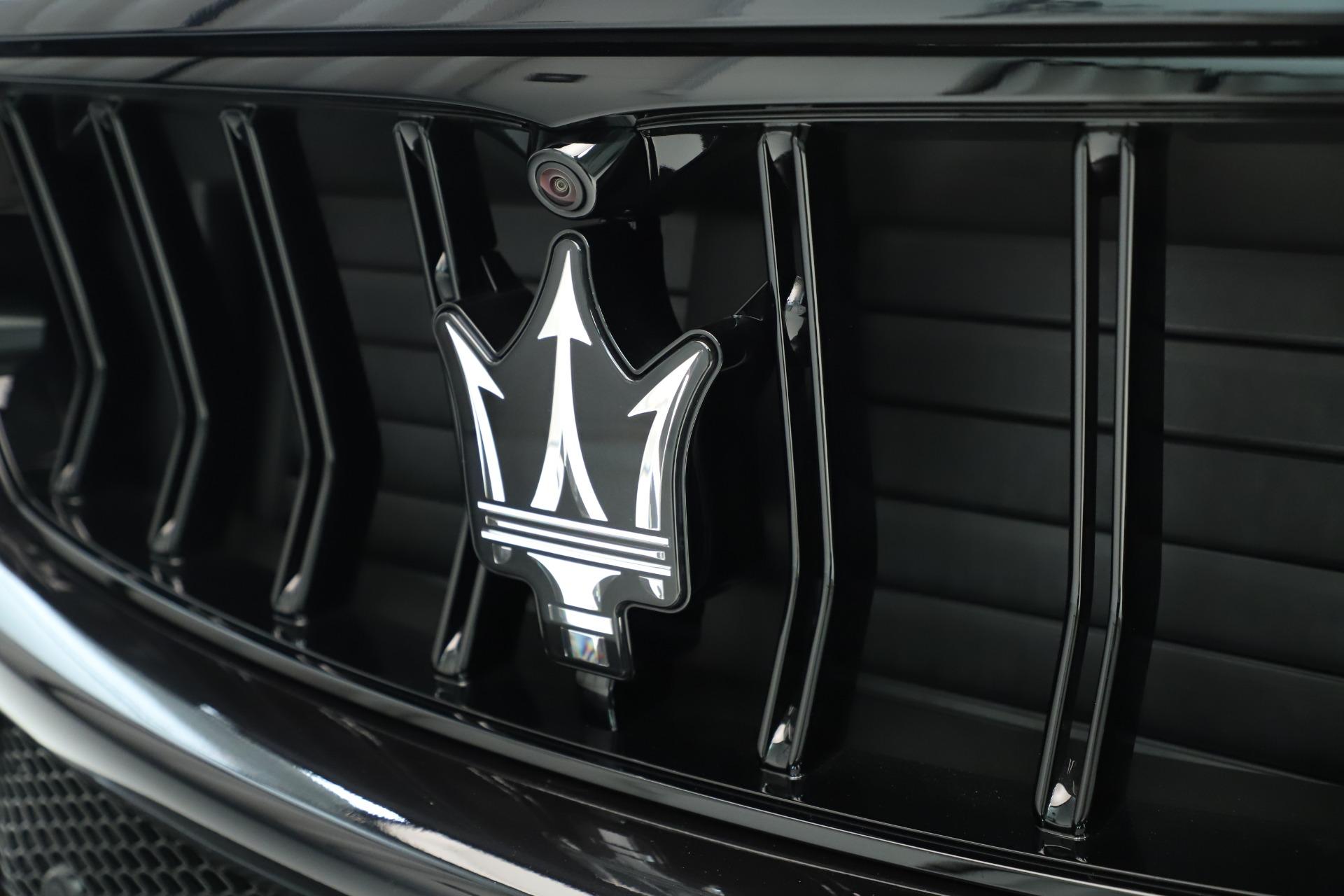 New 2019 Maserati Levante Trofeo For Sale In Greenwich, CT. Alfa Romeo of Greenwich, M2254 2884_p36