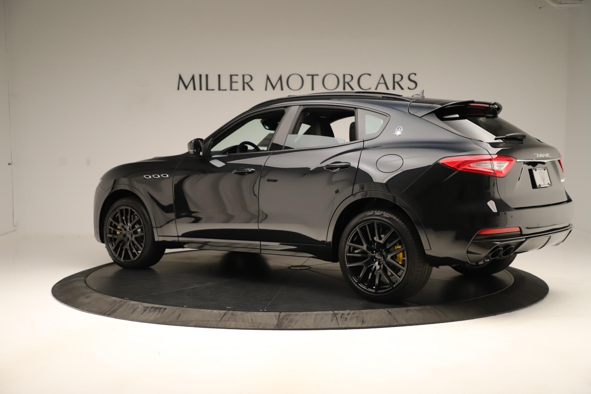 New 2019 Maserati Levante Trofeo For Sale In Greenwich, CT. Alfa Romeo of Greenwich, M2254 2884_p4